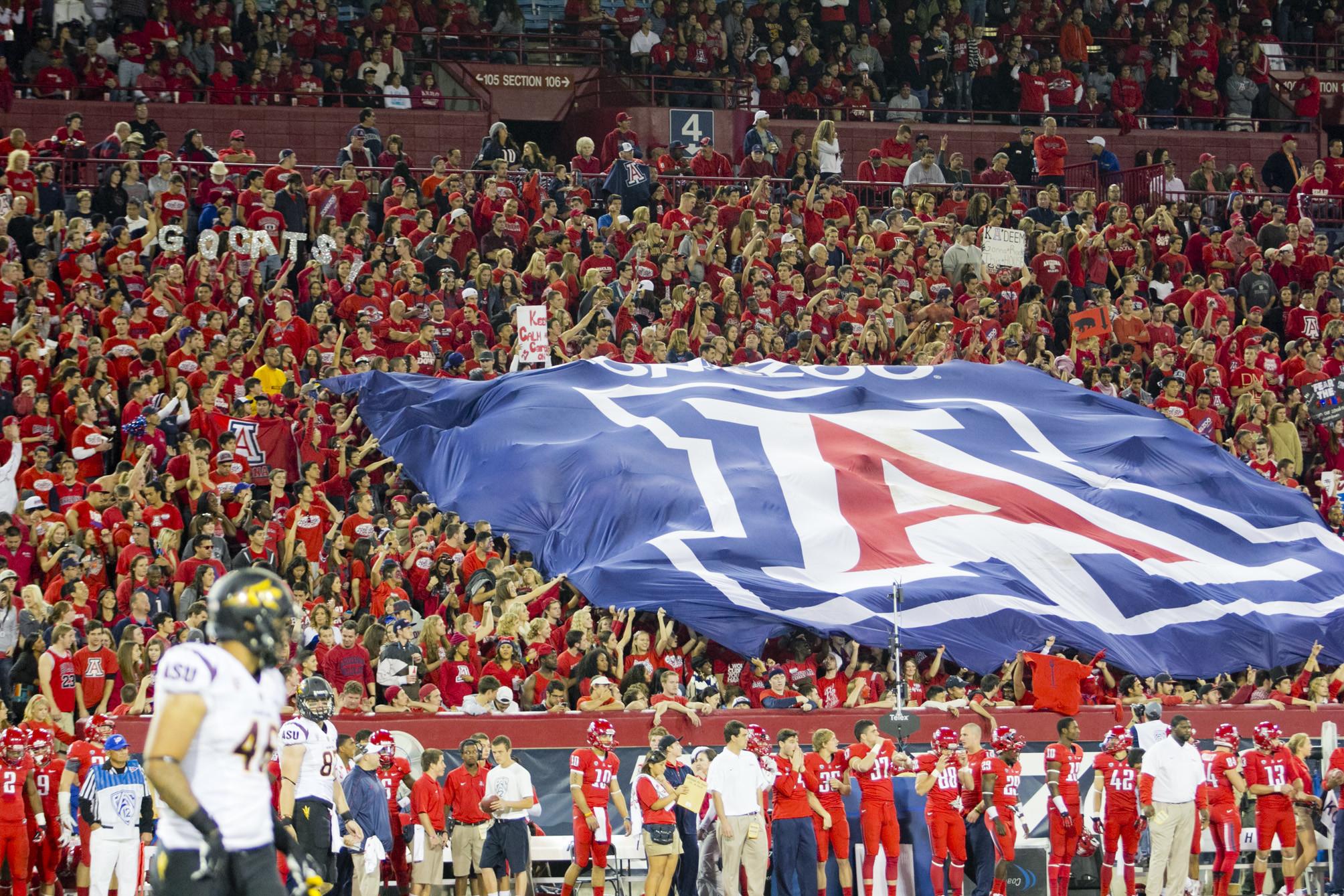 University Of Arizona Wildcats Wallpaper 65 Images