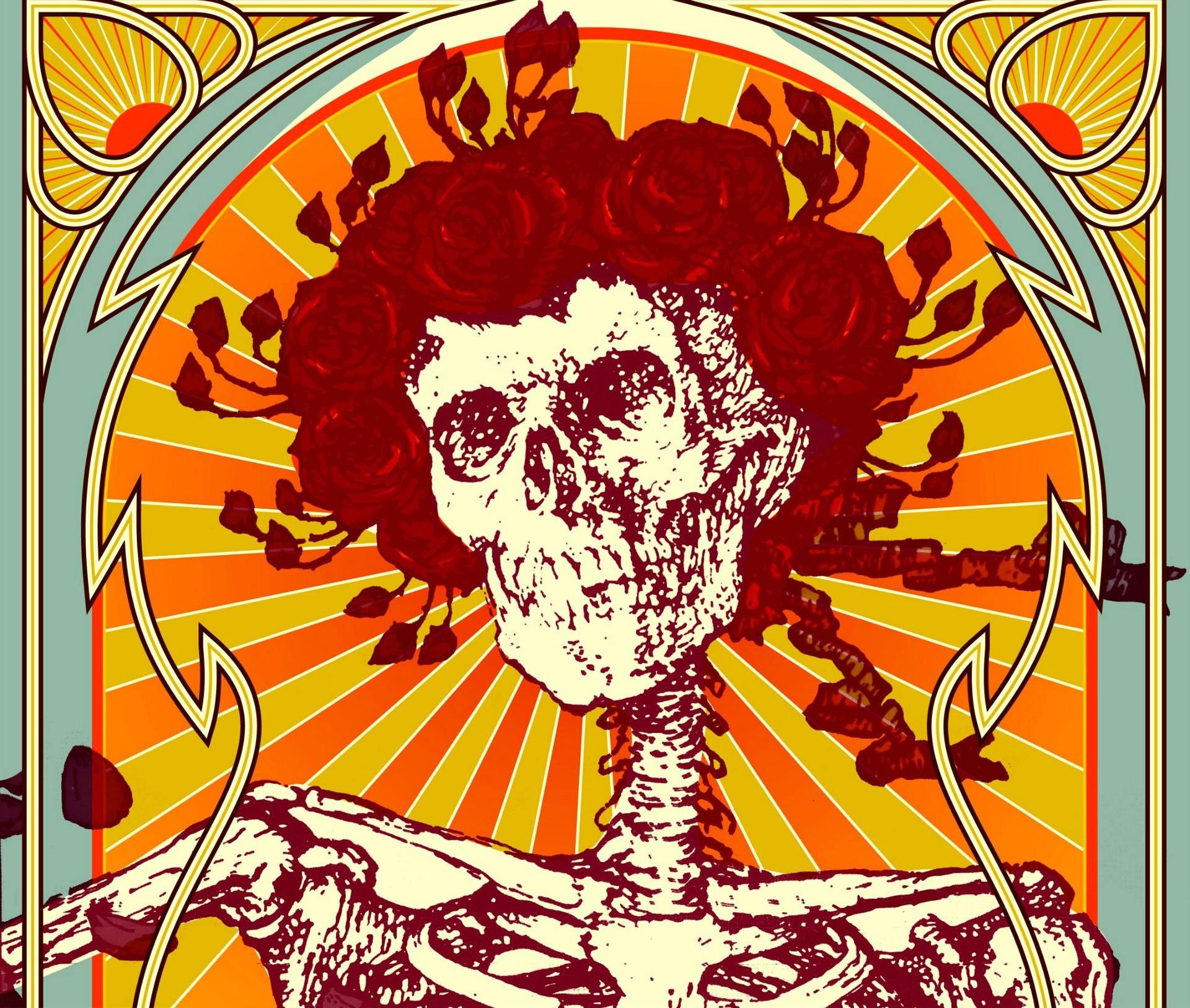 1920x1627 GRATEFUL DEAD Classic Rock Hard Gu Wallpaper