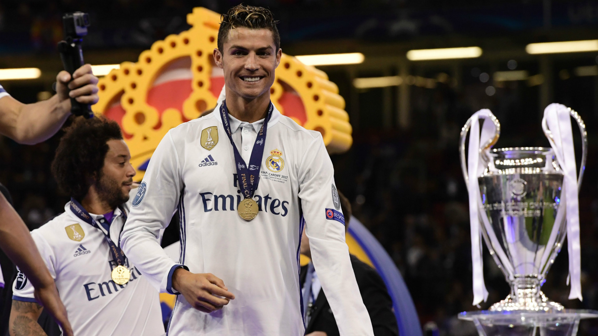 1920x1080 Cristiano Ronaldo Real Madrid Champions League
