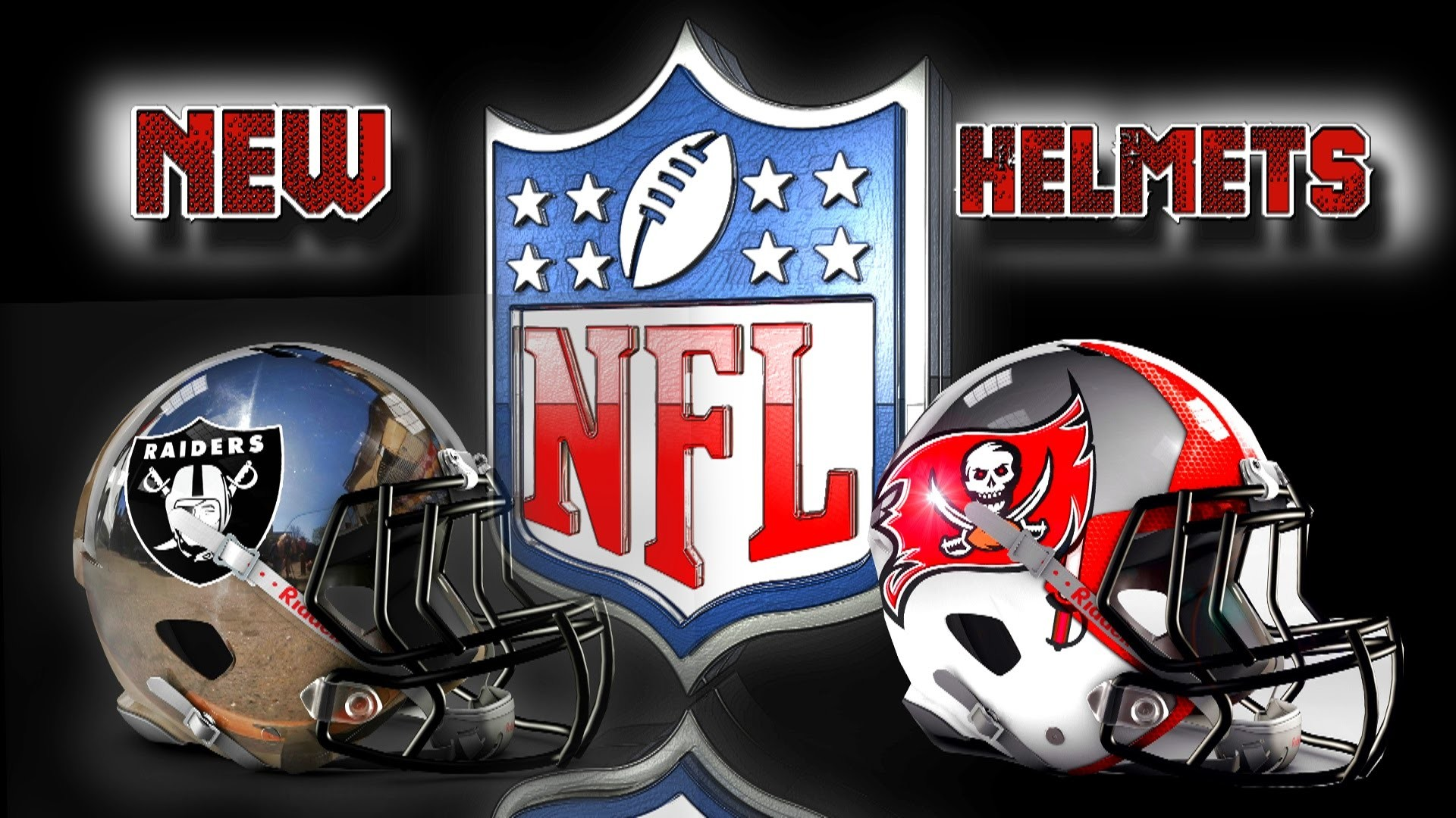 1920x1080 New Helmet Designs NEW NFL and NIKE The Future is Now - Amazing New Logos  2016 HD - YouTube