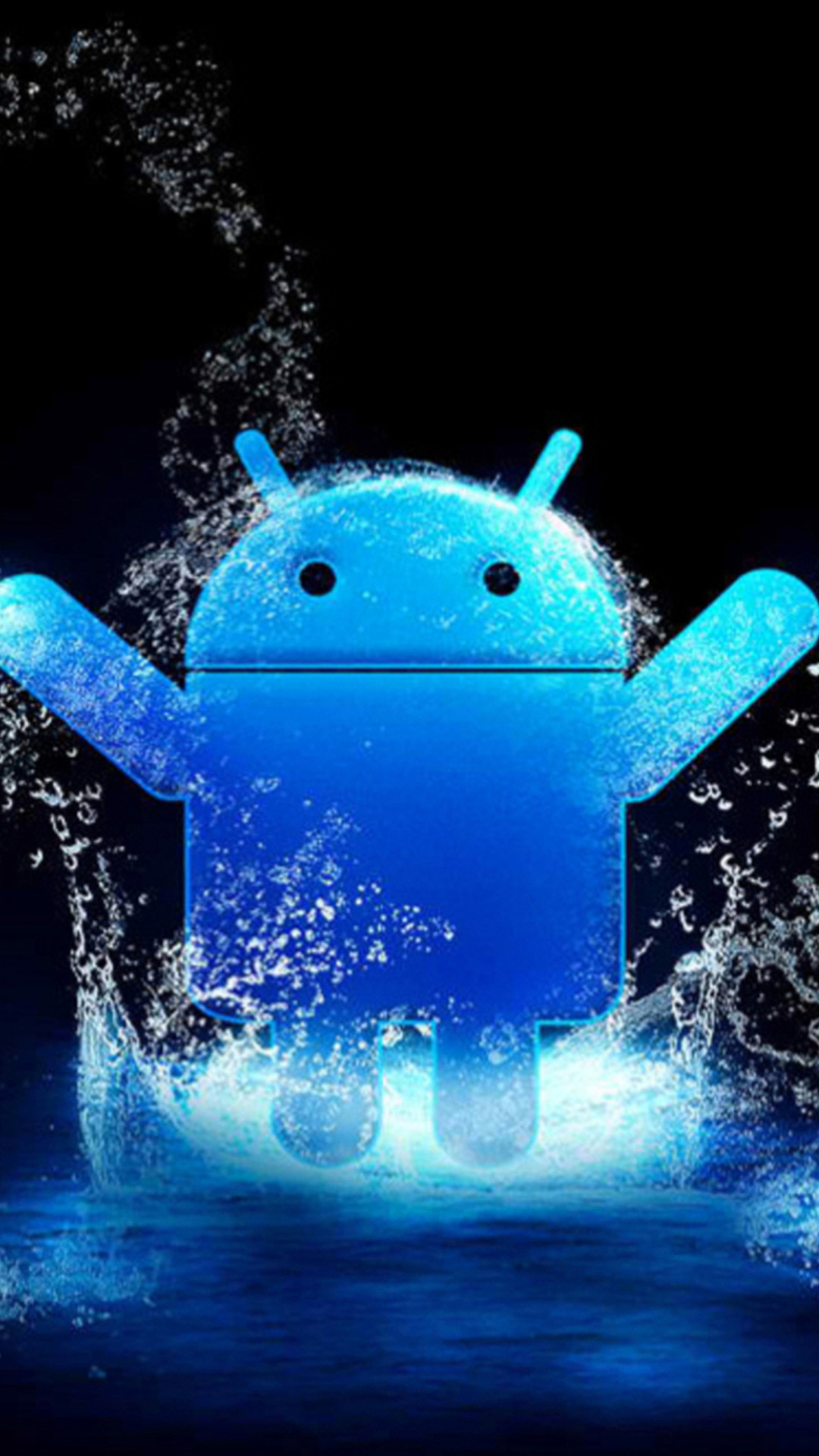 Blue Android Wallpaper (77+ Images