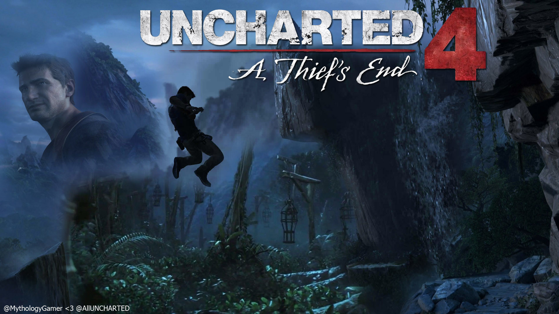 1920x1080 Uncharted 4 wallpapers