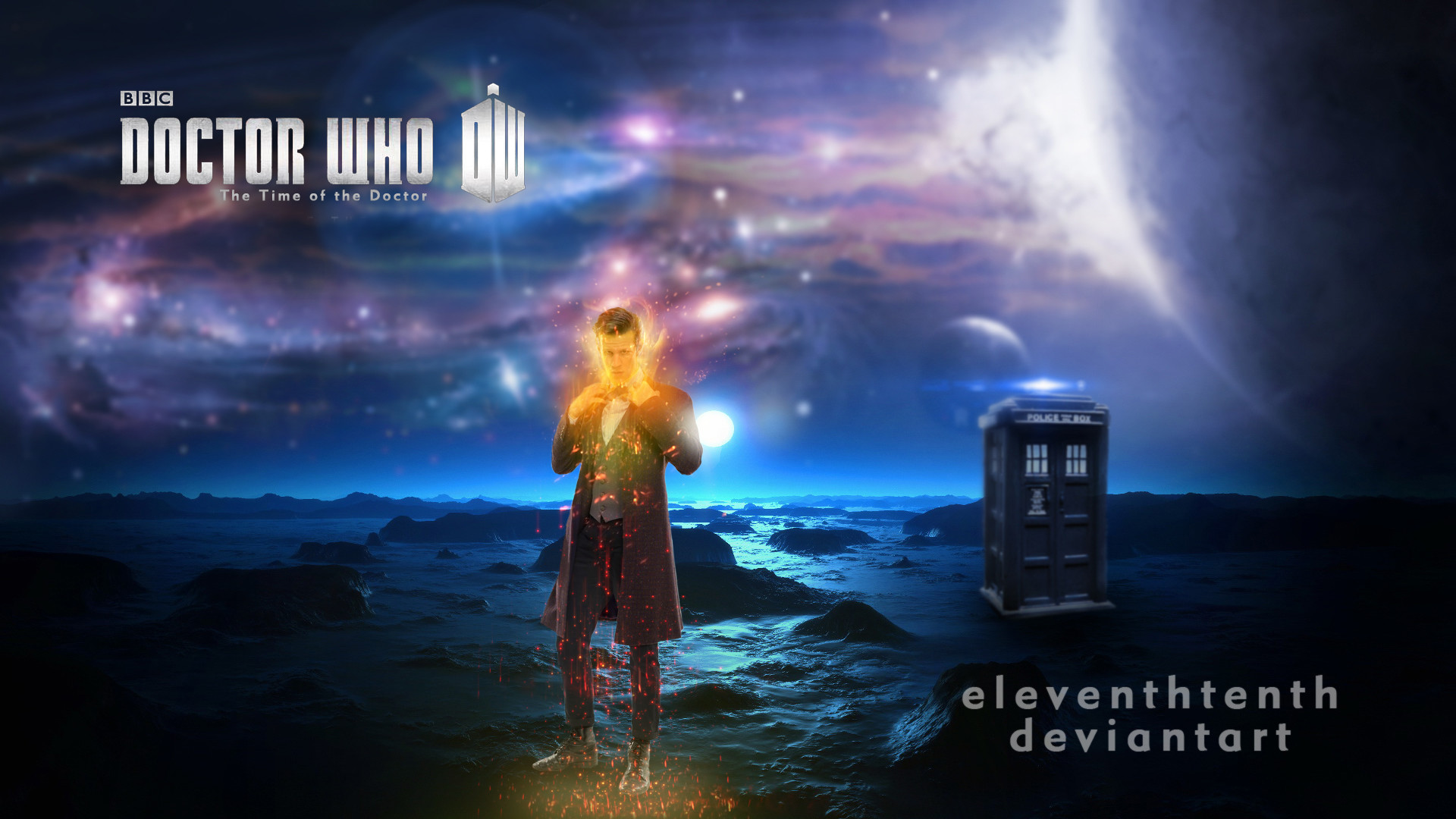 Doctor Who Matt Smith Wallpapers 58 Images