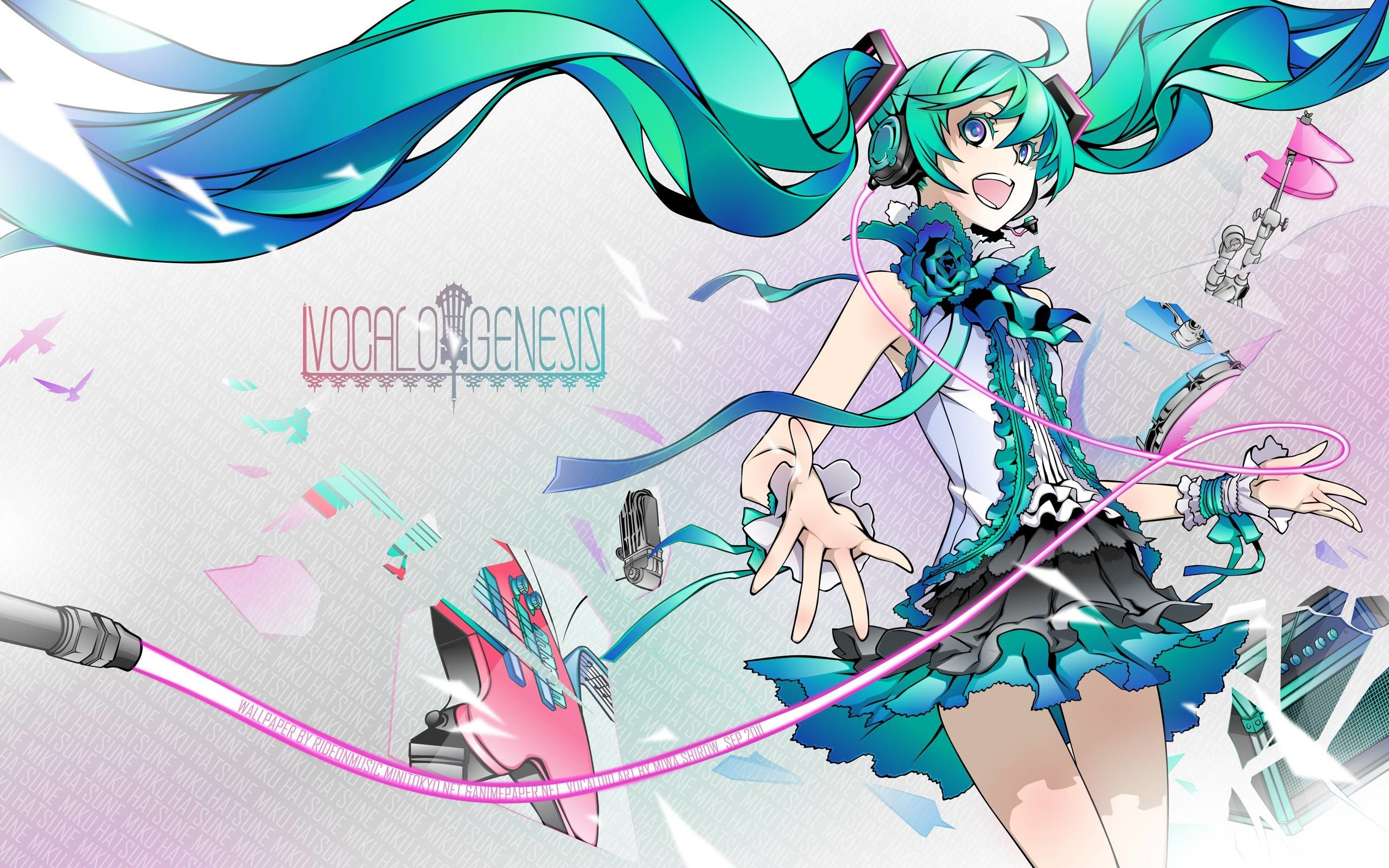 2560x1600 Free Genesis Vocaloid Wallpapers, Free Genesis Vocaloid HD .