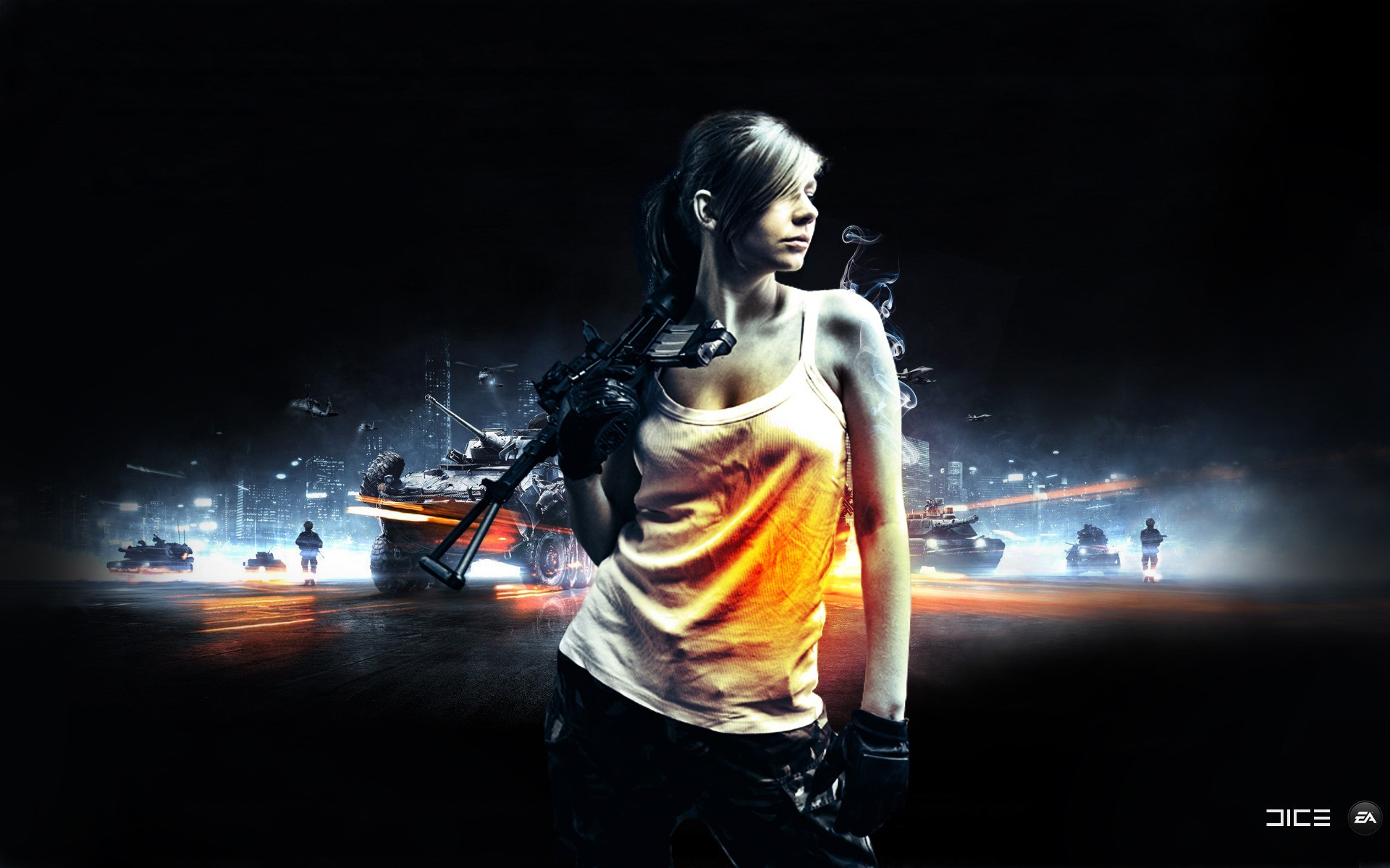 1920x1200 191 Battlefield 3 HD Wallpapers | Backgrounds - Wallpaper Abyss - Page 2