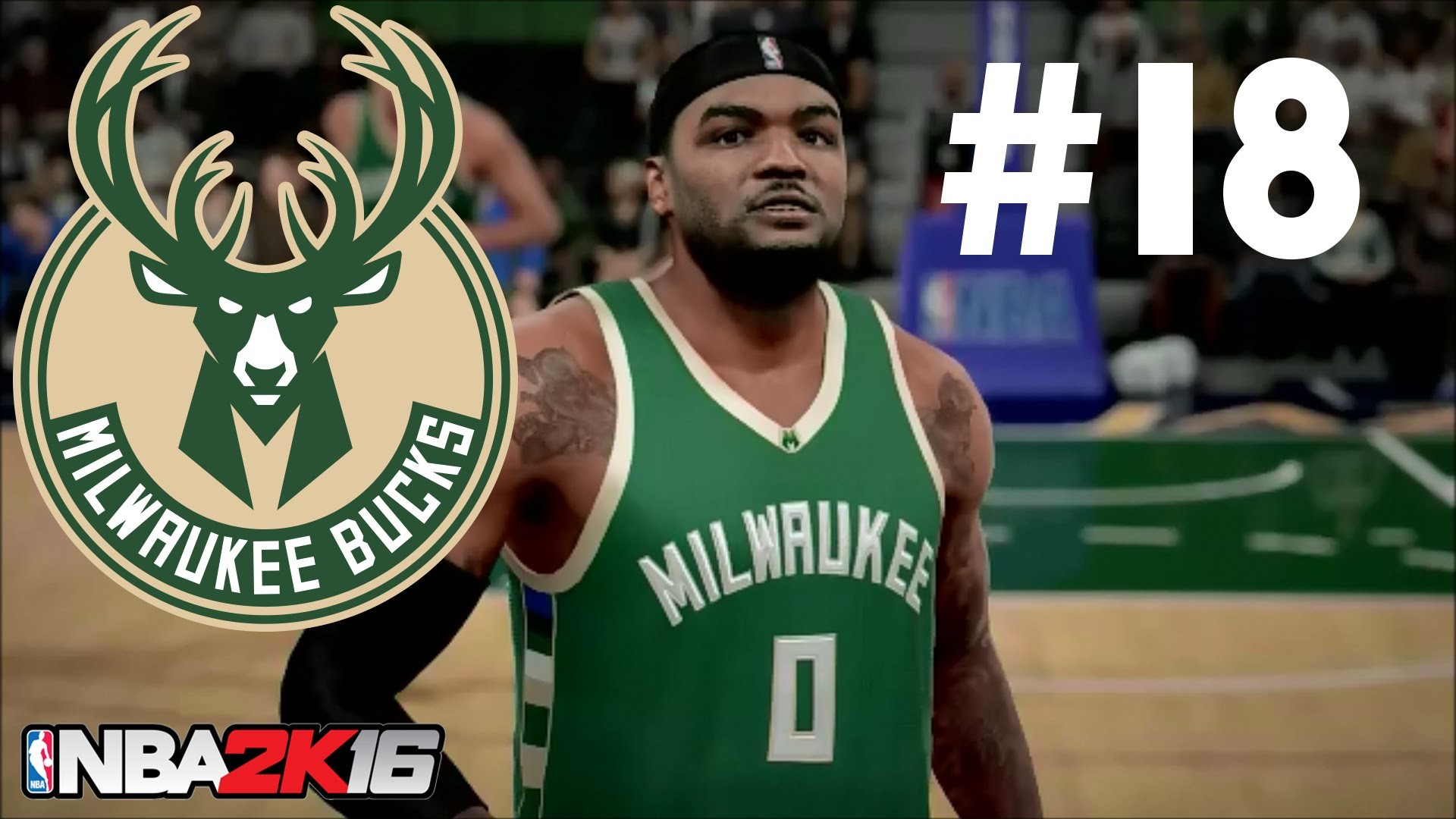 1920x1080 NBA 2K16 Milwaukee Bucks MyLeague | Gordon Hayward's Time?!? | Episode 18 -  YouTube