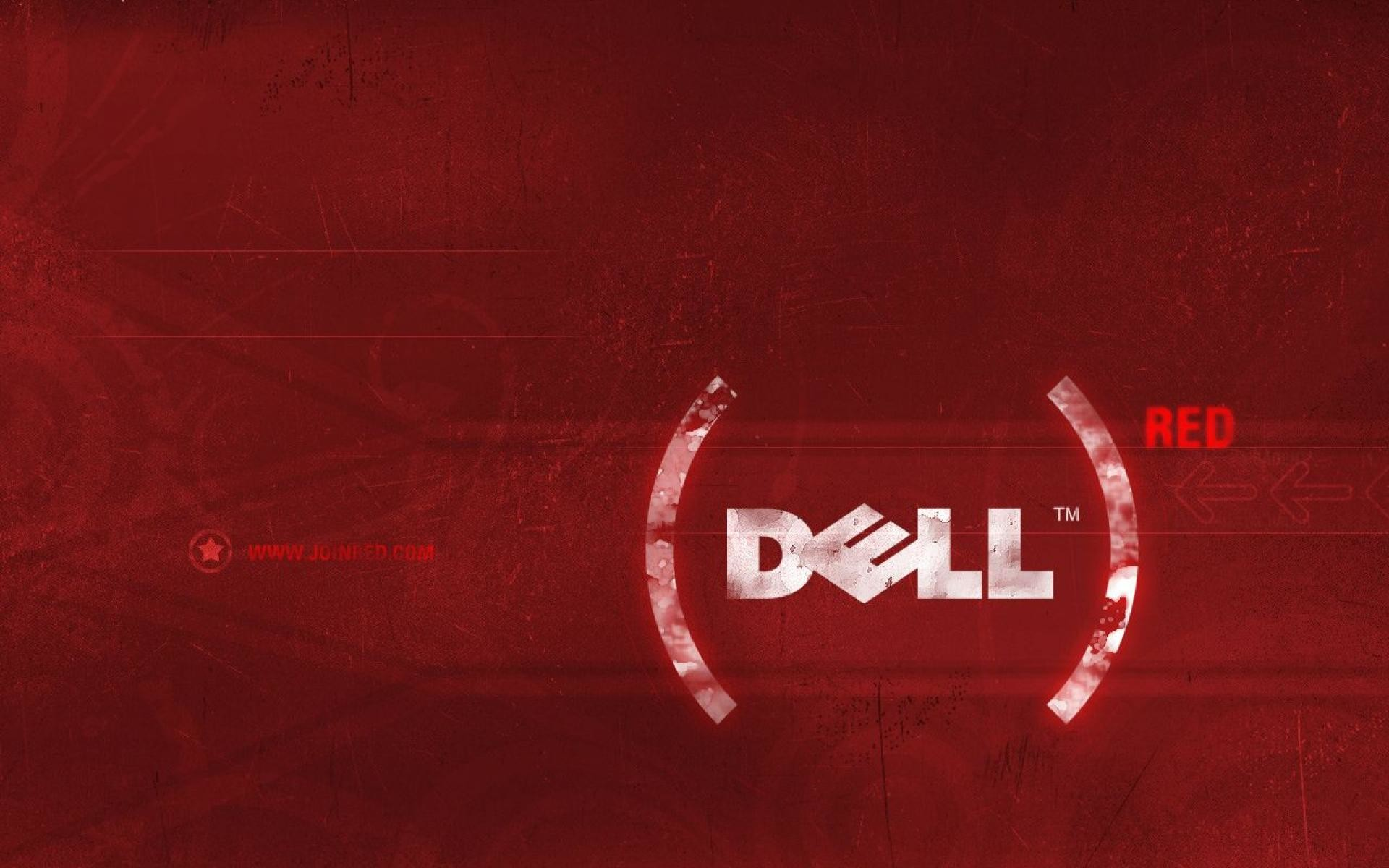 1920x1200 Dell XPS Red Label Wallpaper