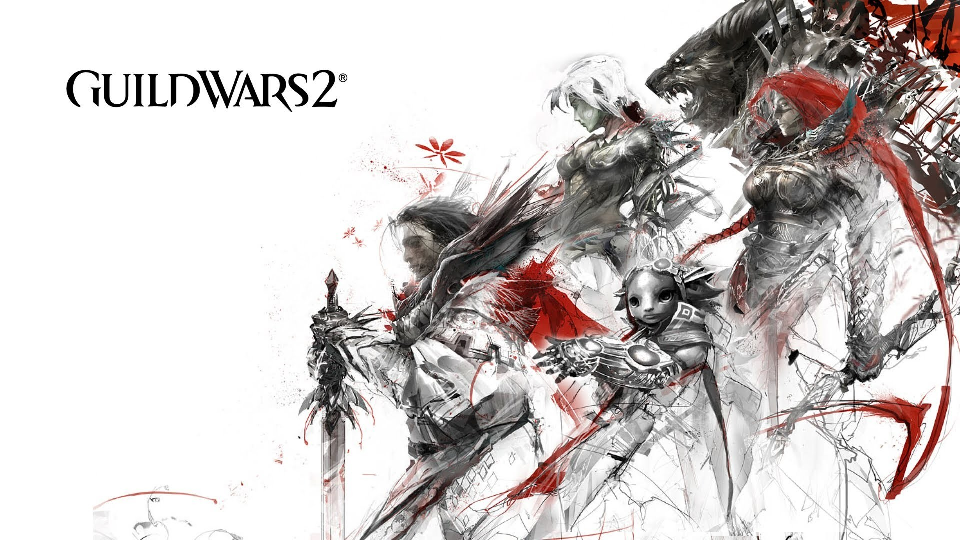 1920x1080 Guild Wars 2 HD