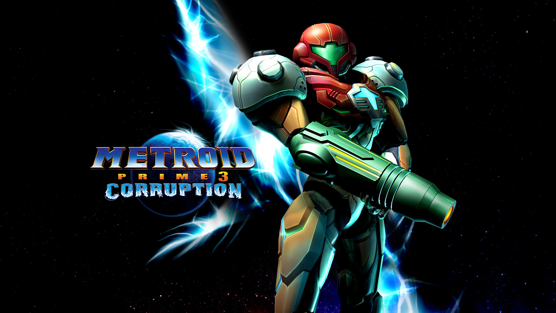 1920x1080 Video Game - Metroid Prime 3: Corruption Wallpaper