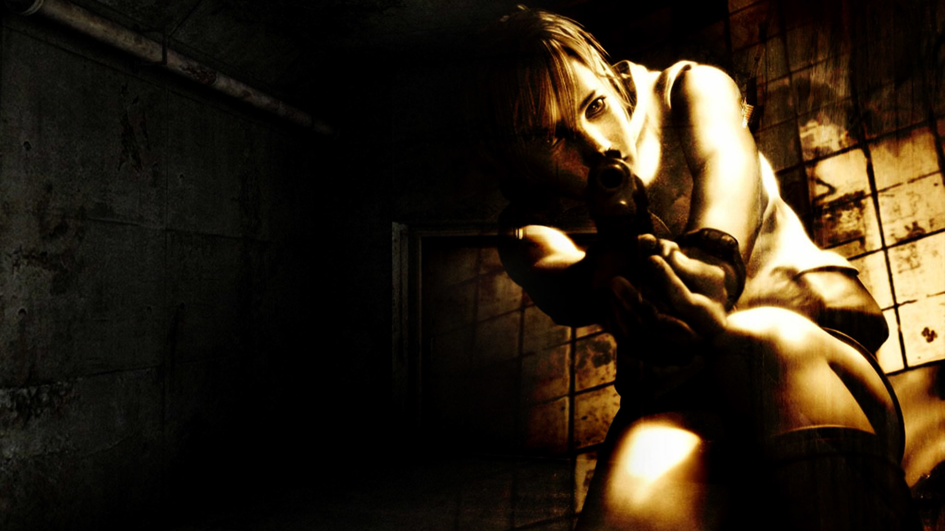 1920x1080 Silent Hill 3 Wallpaper in