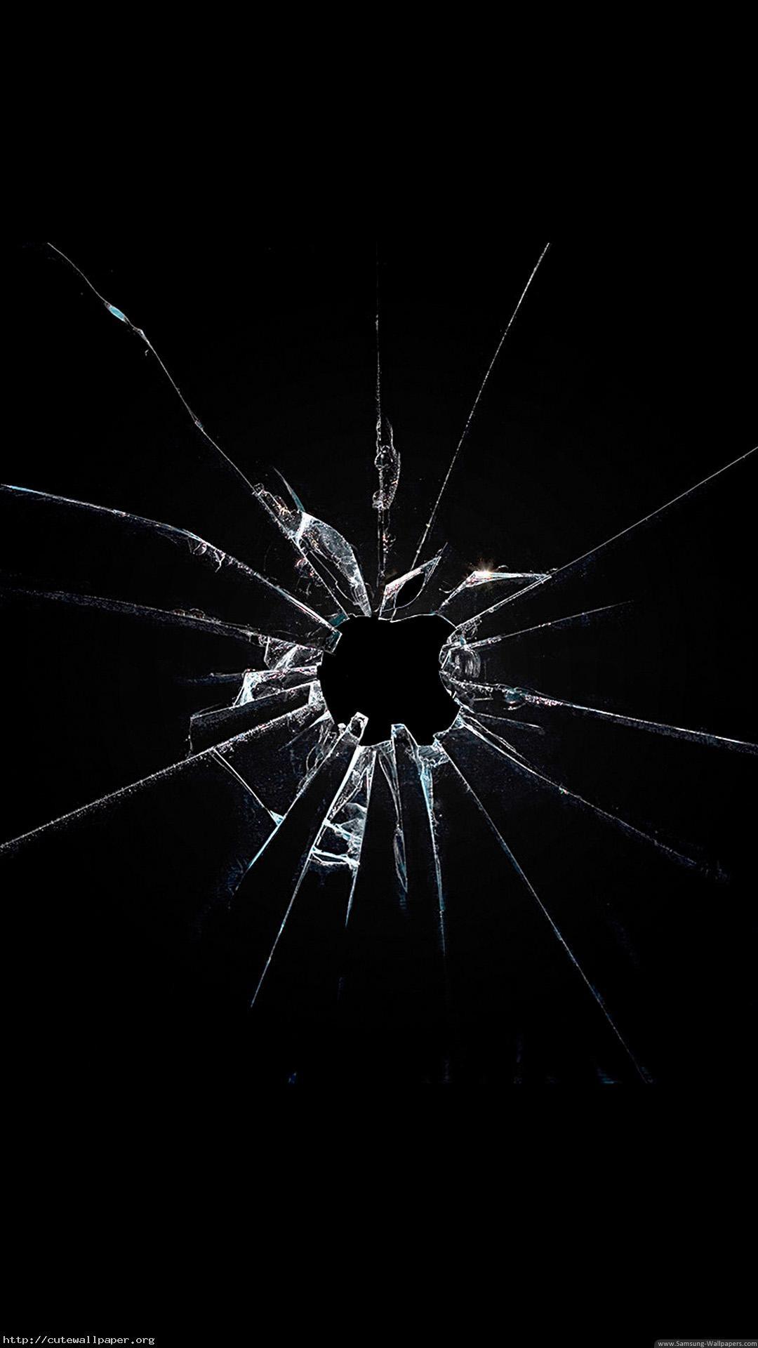 Broken Screen Wallpaper IPhone 63 Images
