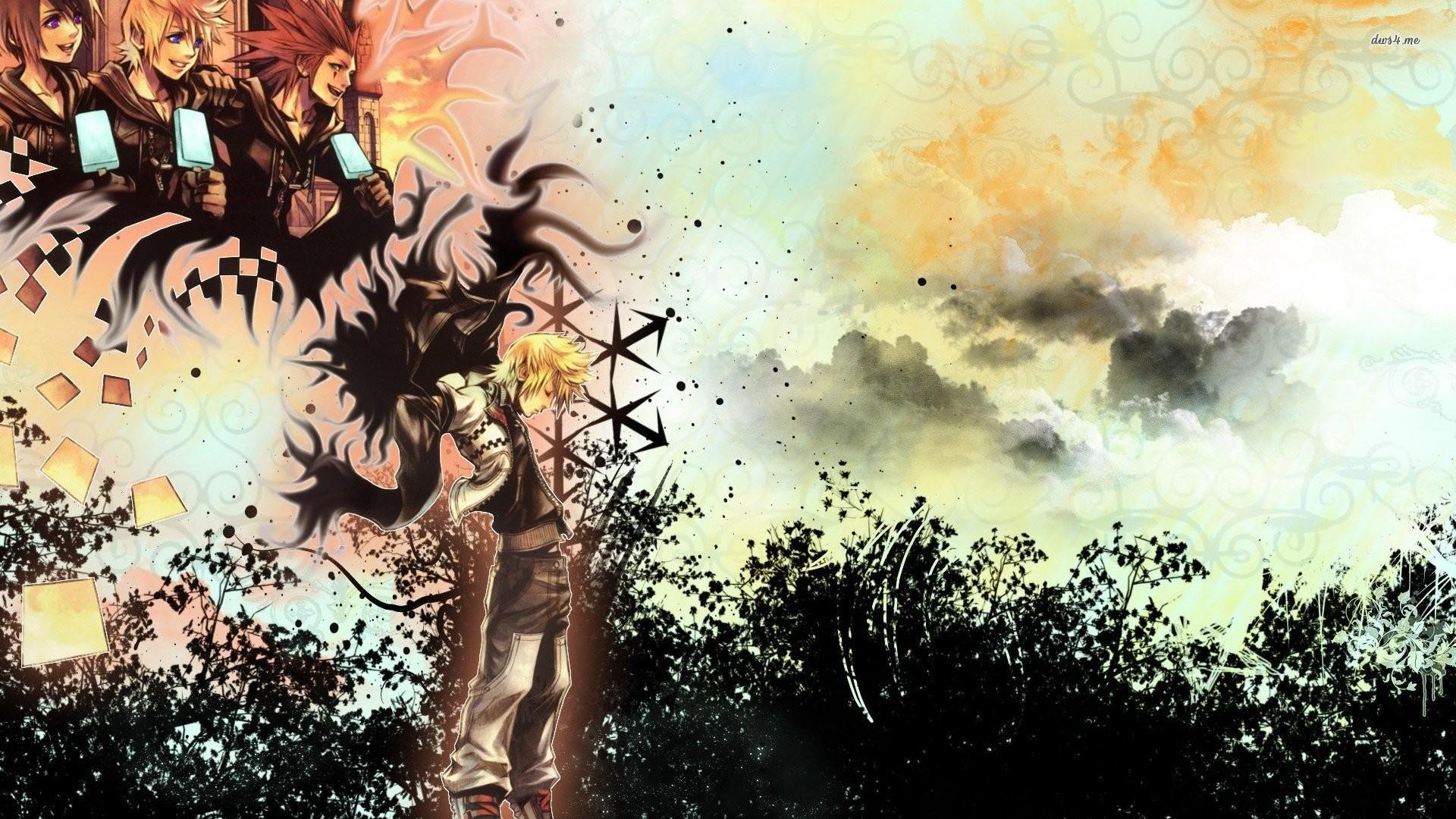 Kingdom Hearts 3582 Days Wallpaper 61 Images