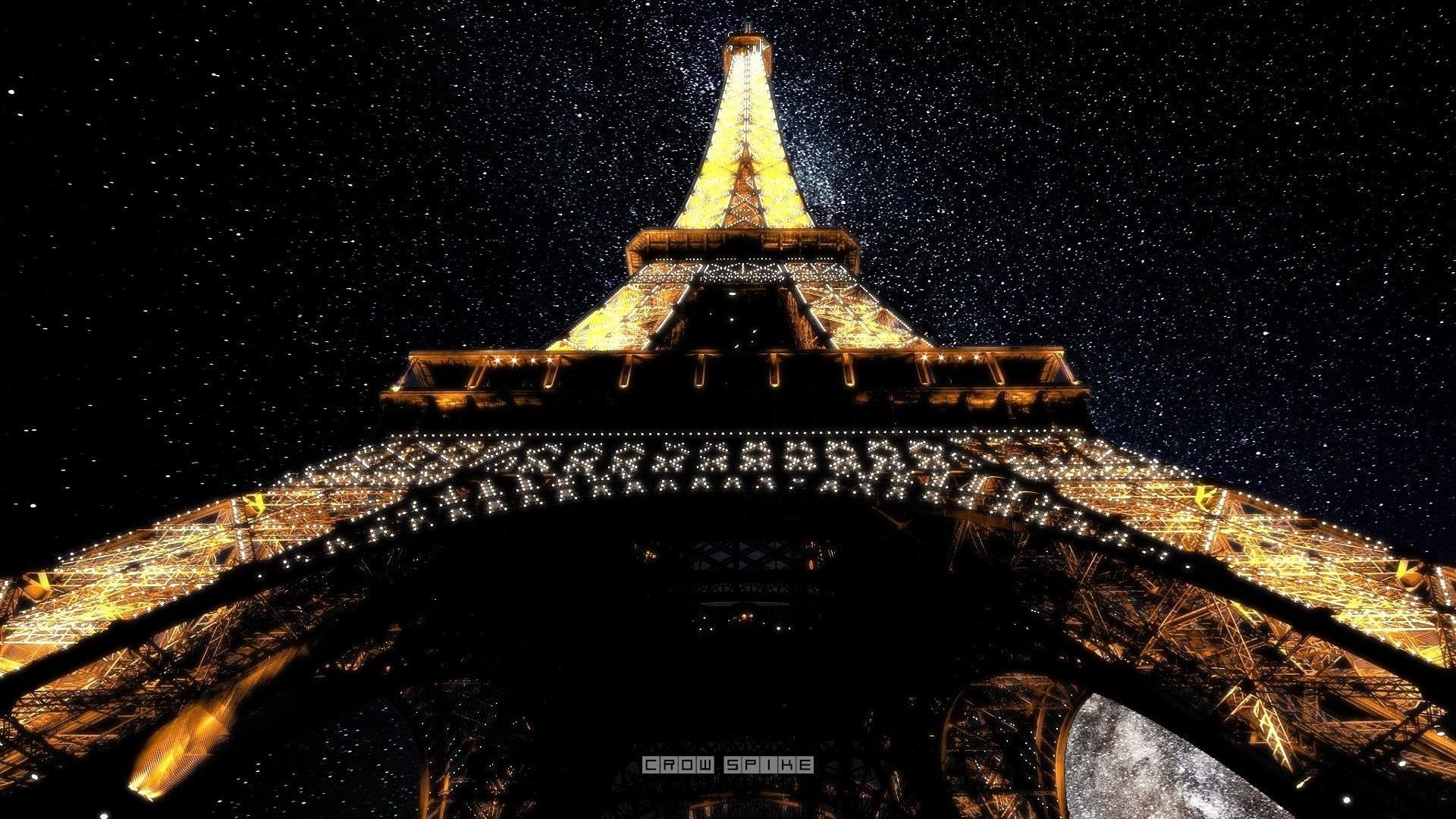 Paris At Night Wallpaper 75 Images
