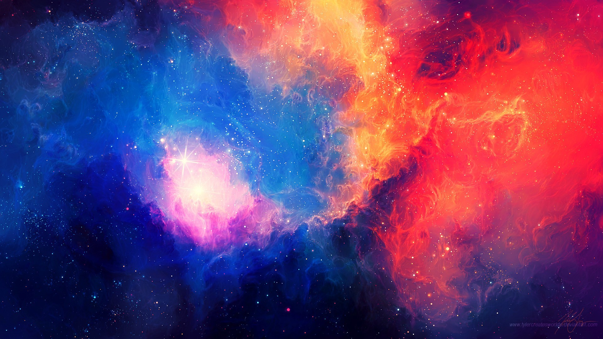 Colorful space wallpapers 73 images - Space wallpaper phone ...