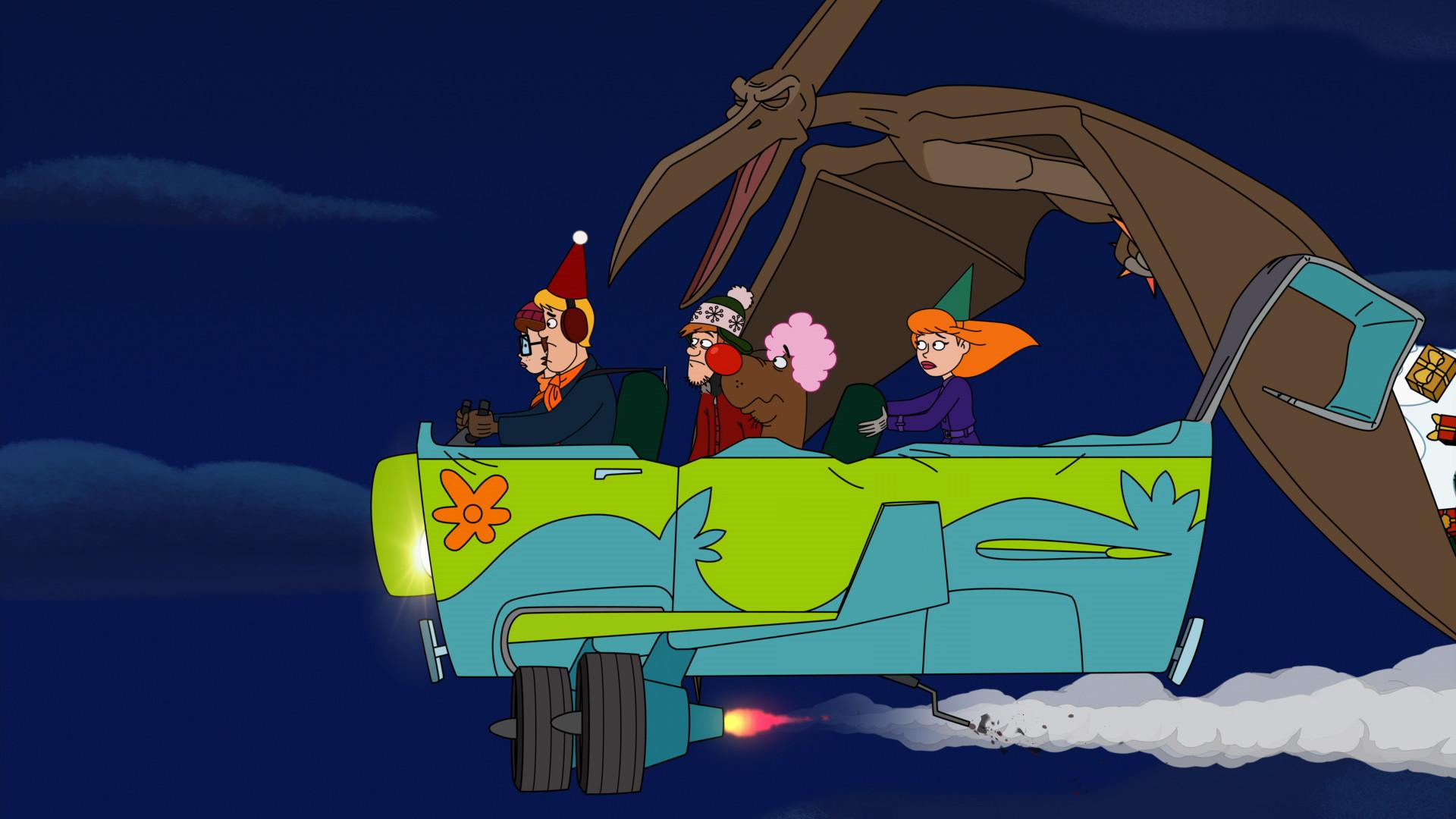 Scooby Doo Wallpaper for Desktop (72+ images)