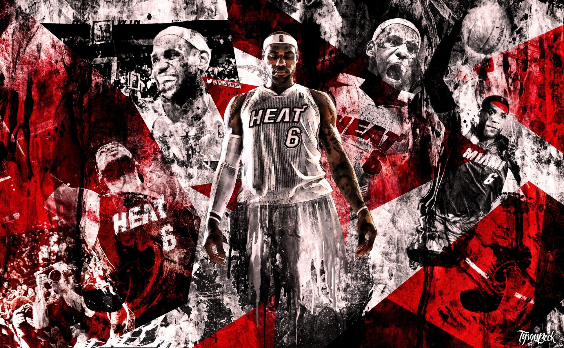 1946x1200 lebron james lebron james nba miami heat background basketball