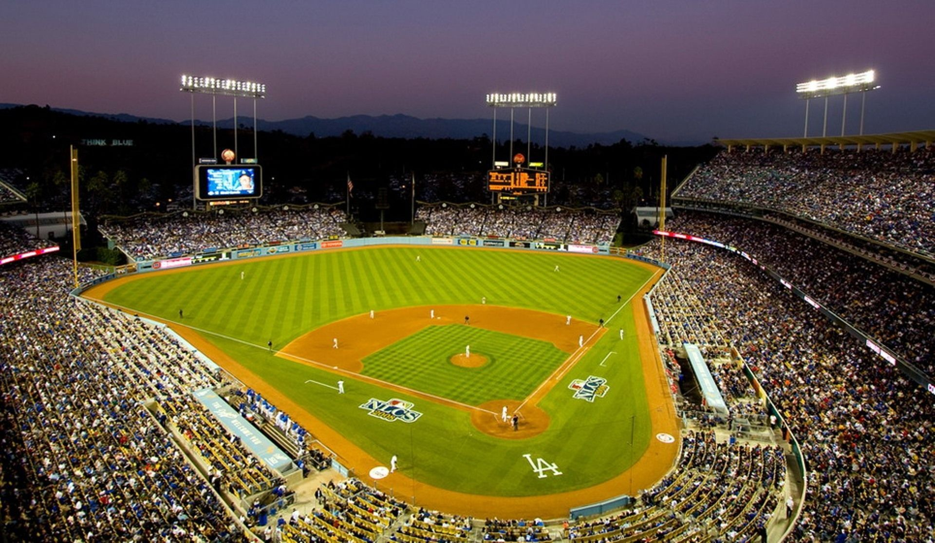 Baseball Field Wallpaper (64+ Images