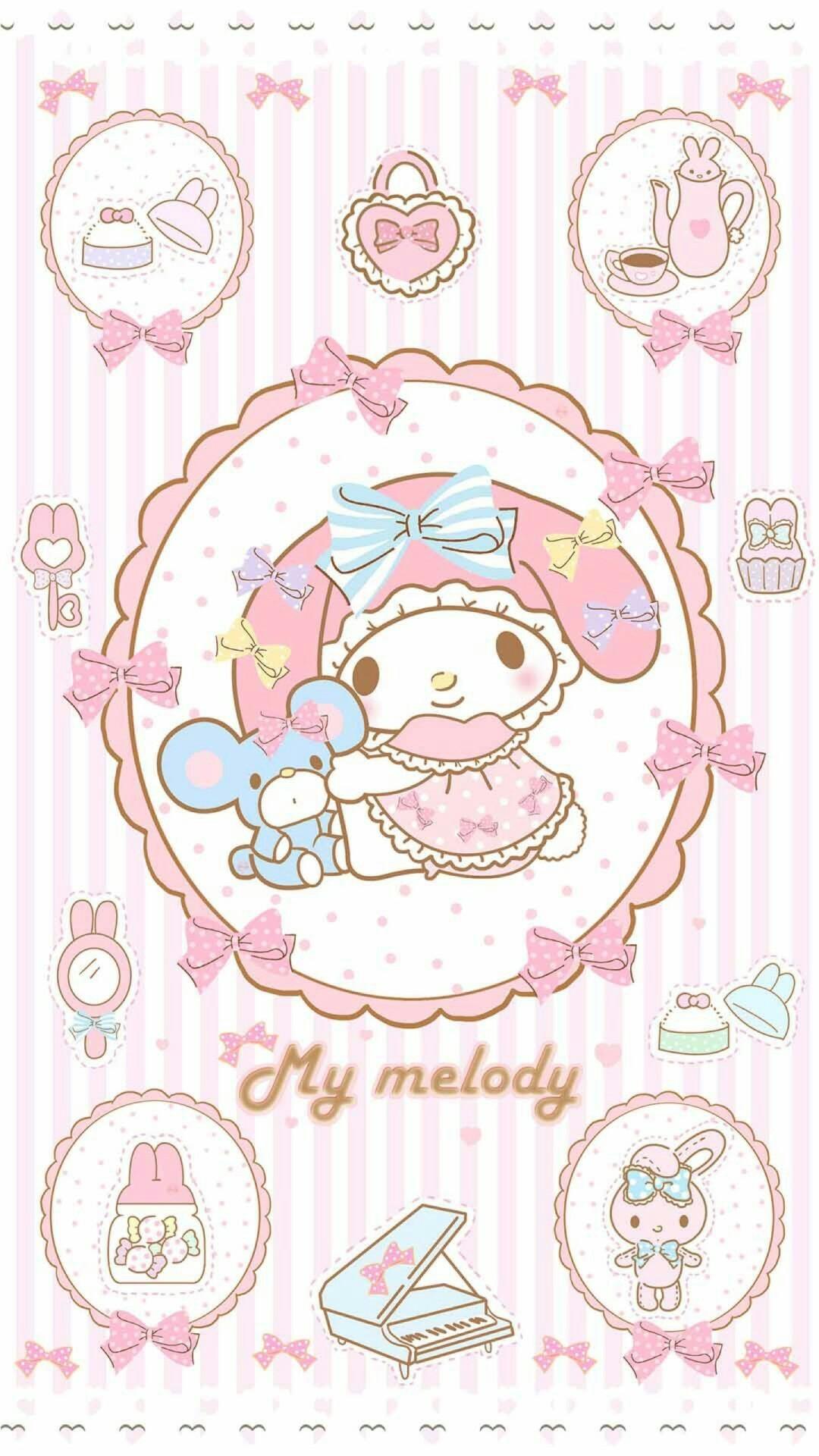 Sanrio Characters Wallpaper (68+ images)