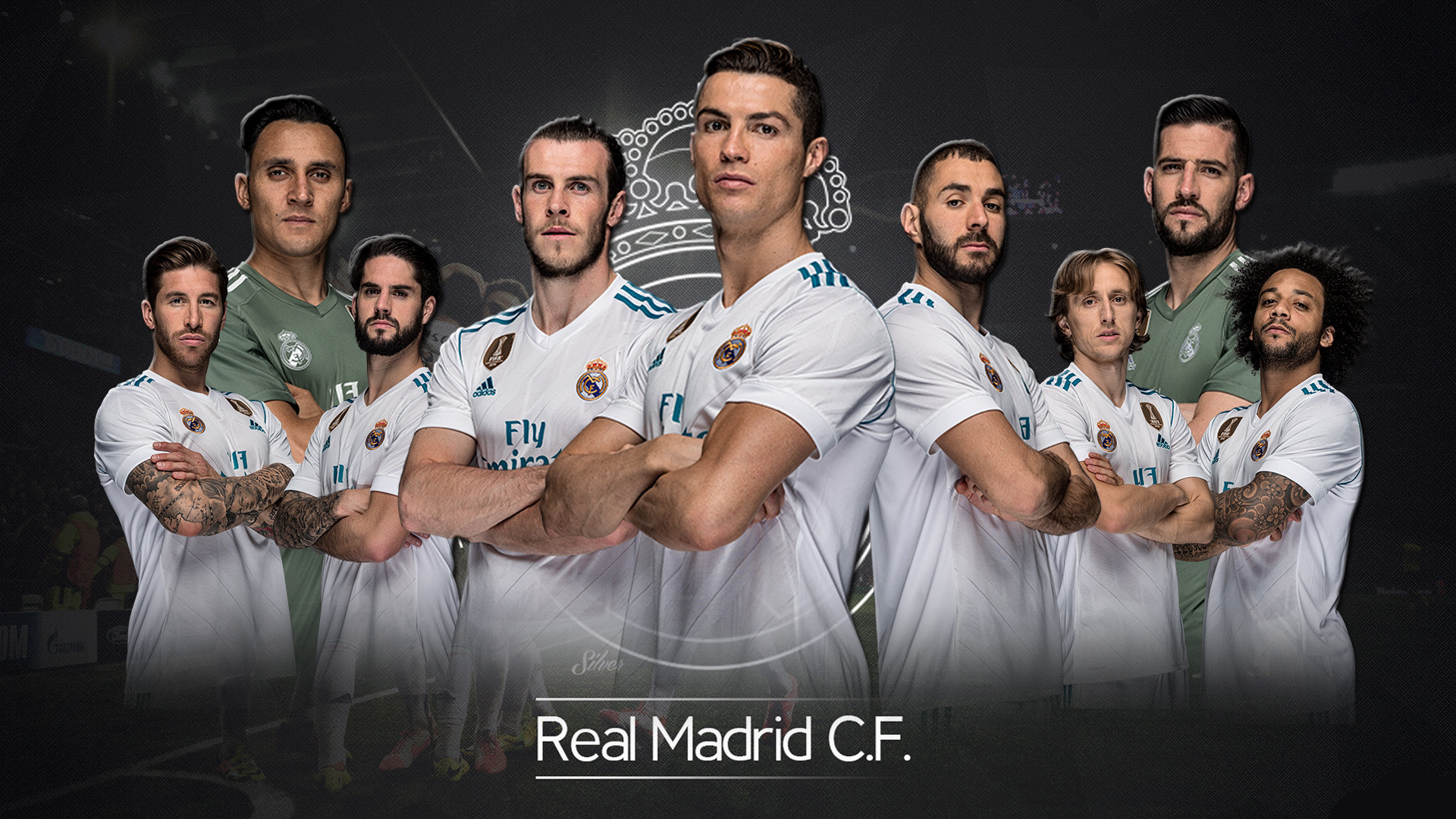 Real Madrid HD Wallpaper 2018 (64+ Images