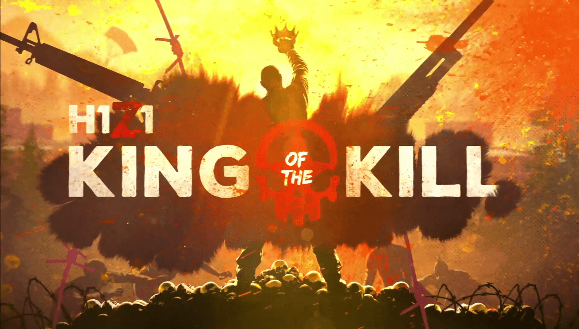 h1z1 king of the kill wallpapers (93+ images)