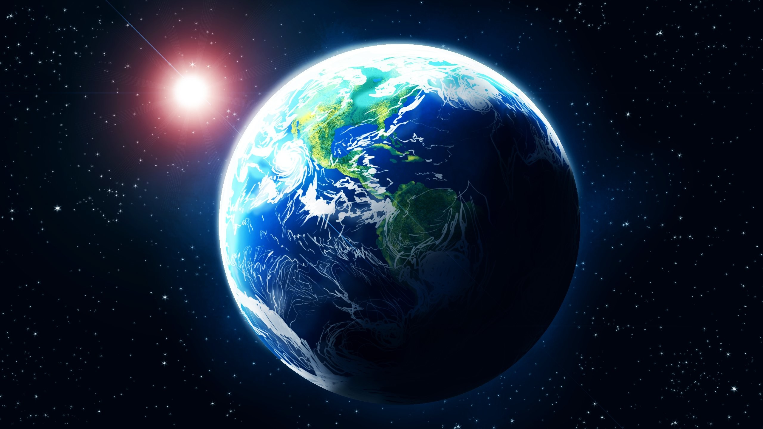 Cool Earth Backgrounds 83 Images