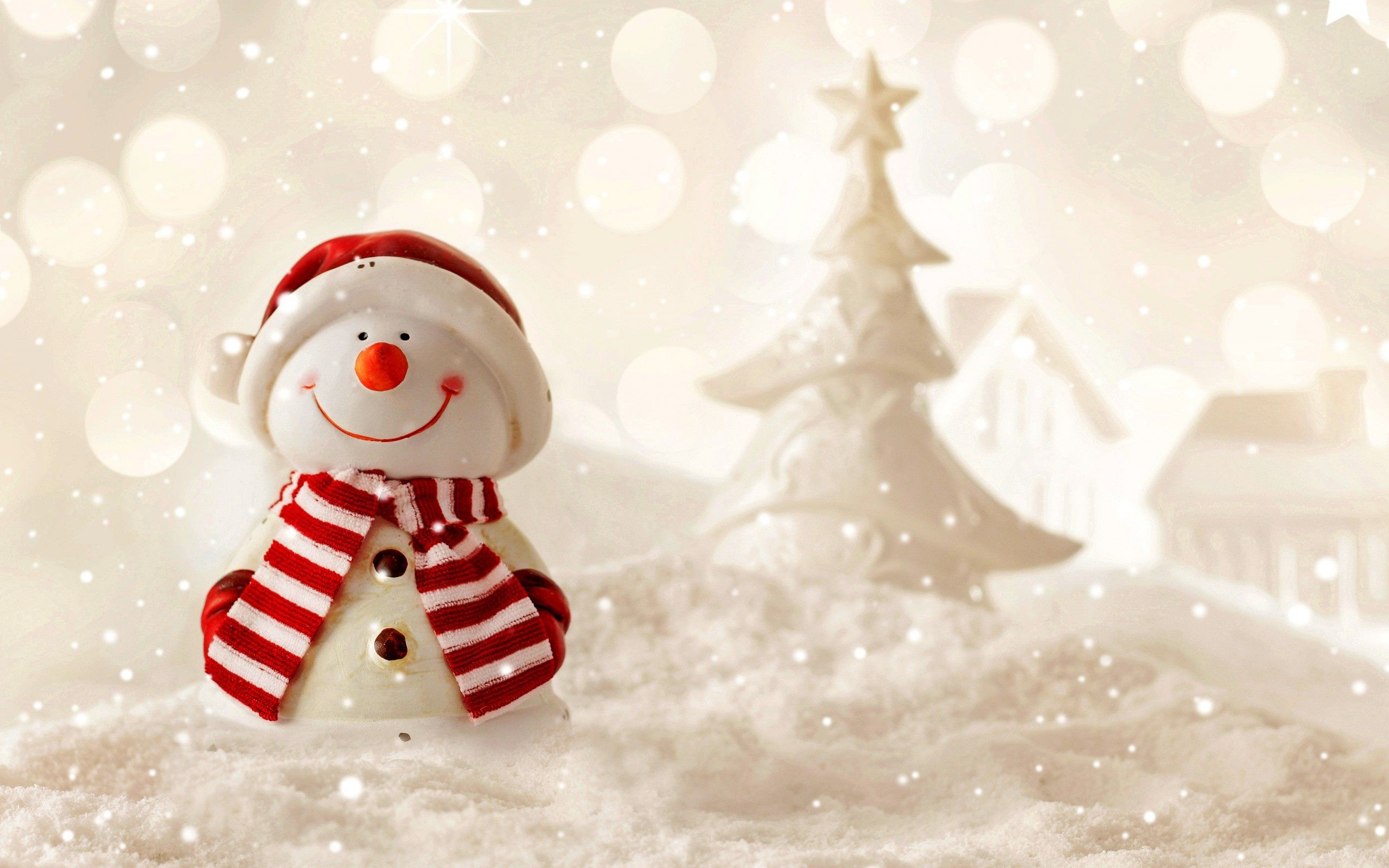 Cute Merry Christmas Wallpaper (64+ Images