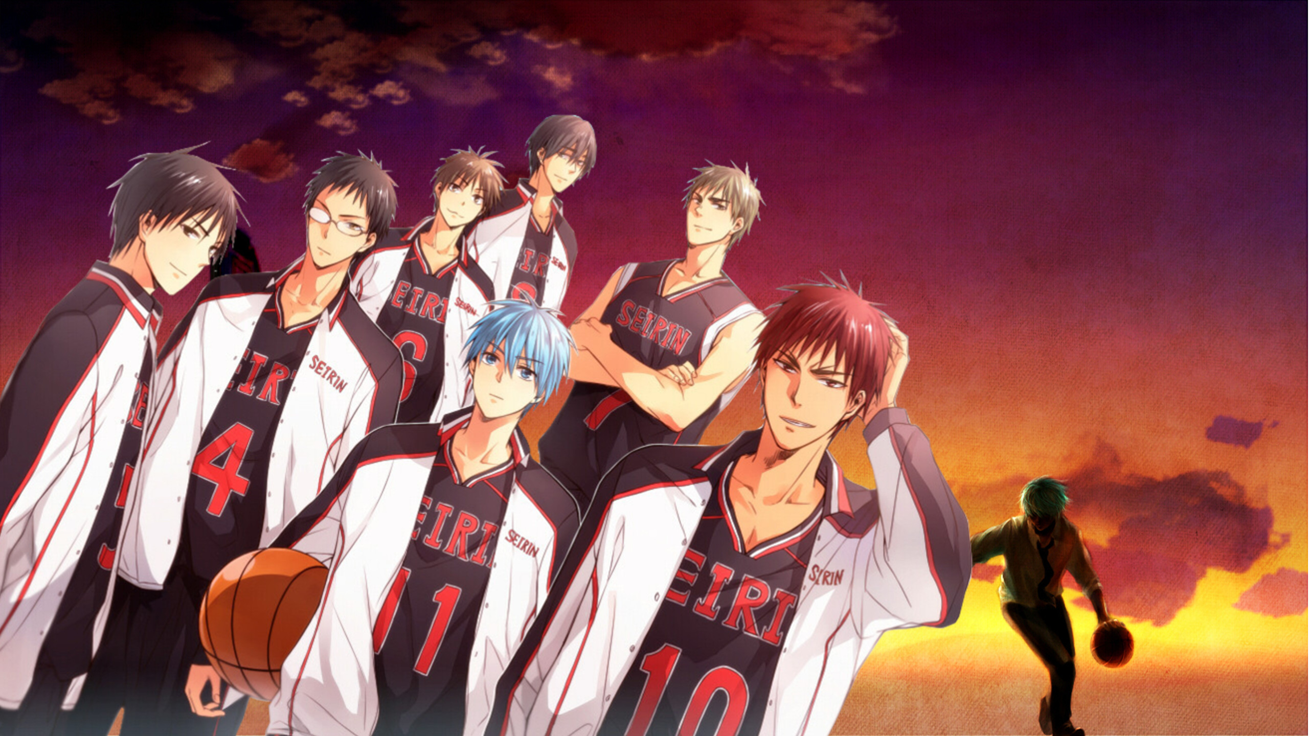 2560x1440 Kuroko No Basket Wallpaper By Zsuetam2000 On Deviantart