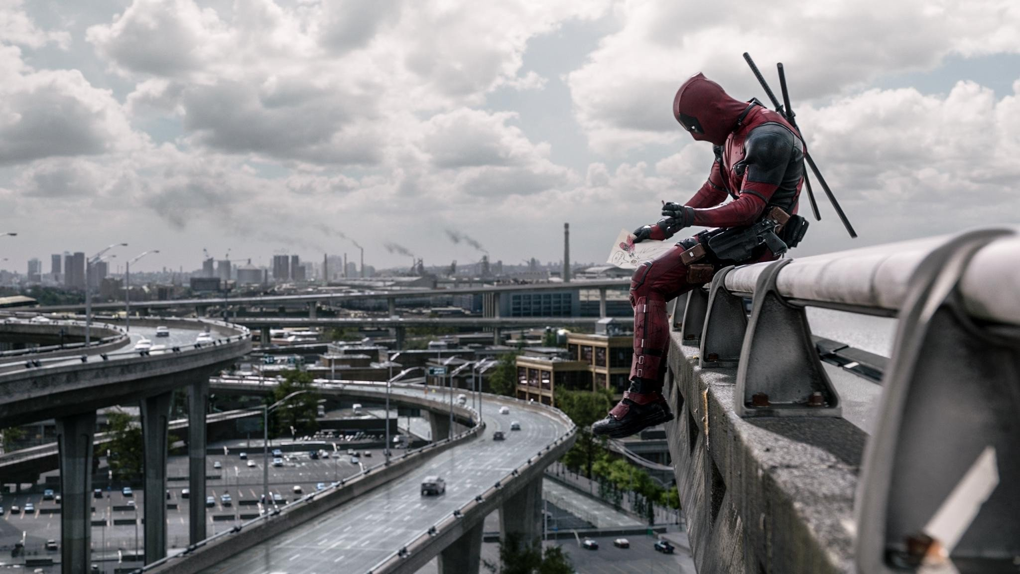 Deadpool Movie Wallpaper 77 Images