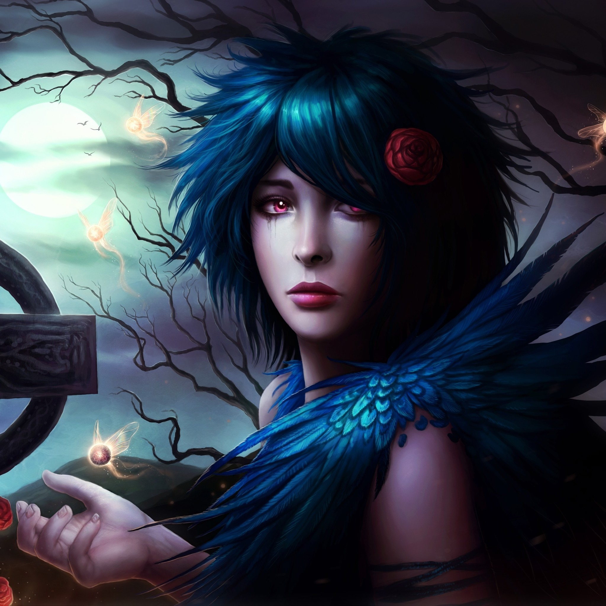 Gothic Fairy Wallpaper (56+ images)