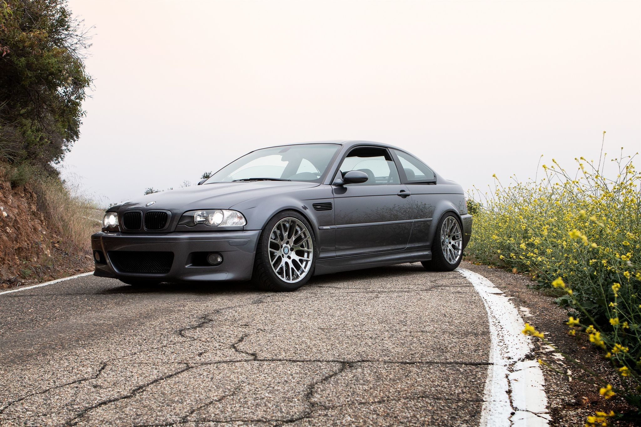 2048x1365 BMW E46 M3 wallpaper