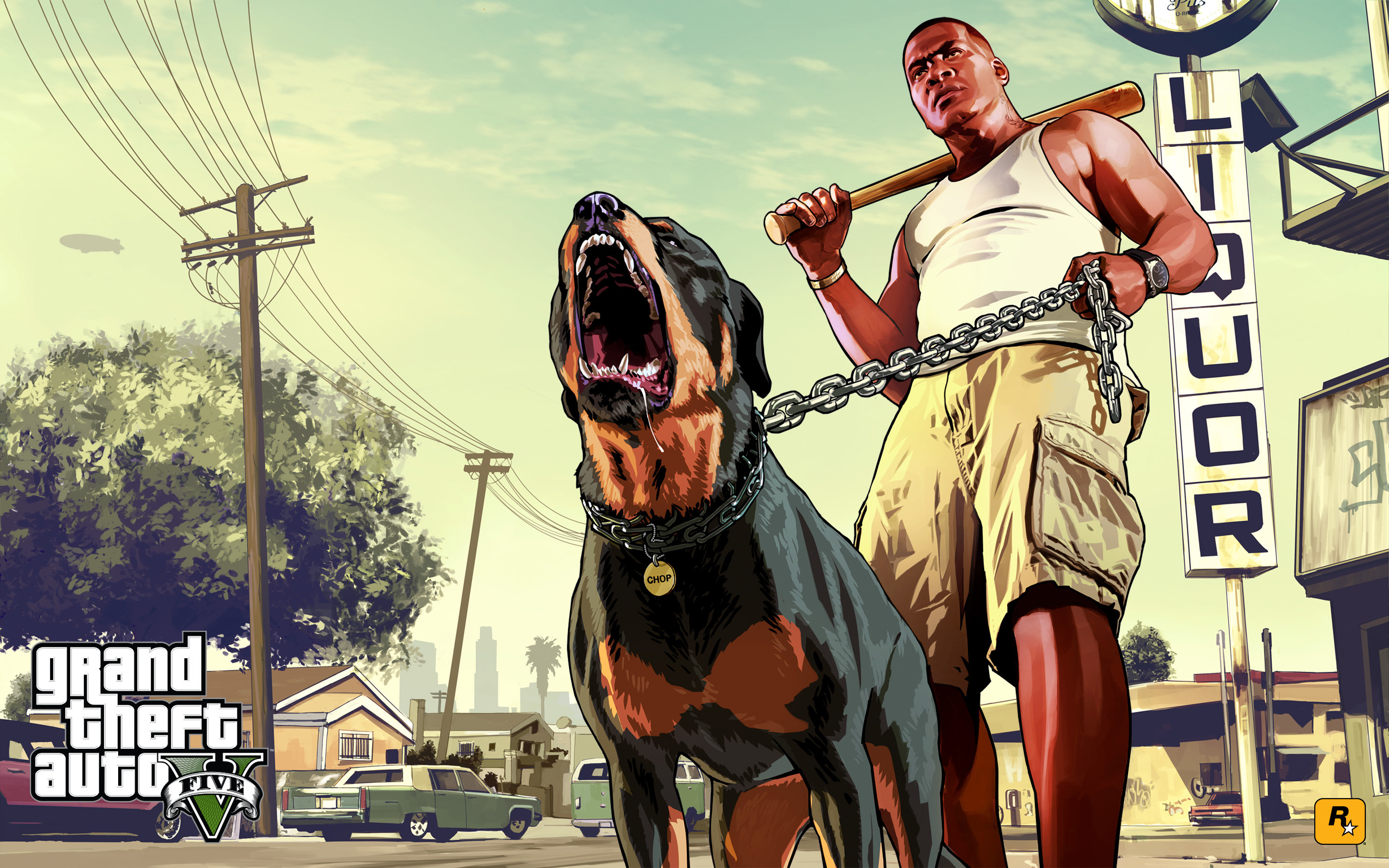 Grand Theft Auto V Wallpapers 80 Images