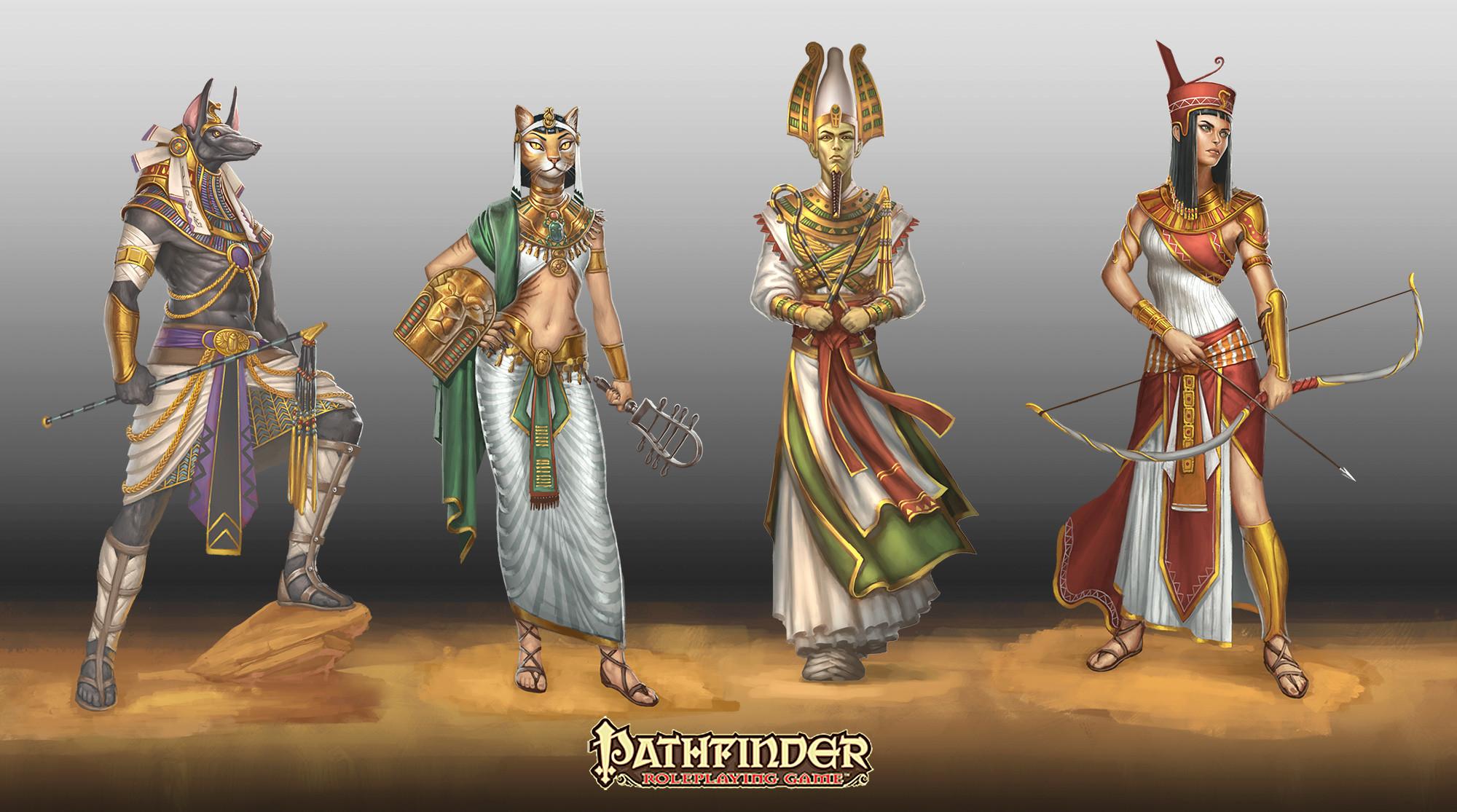 Egyptian God Wallpaper 56 Images