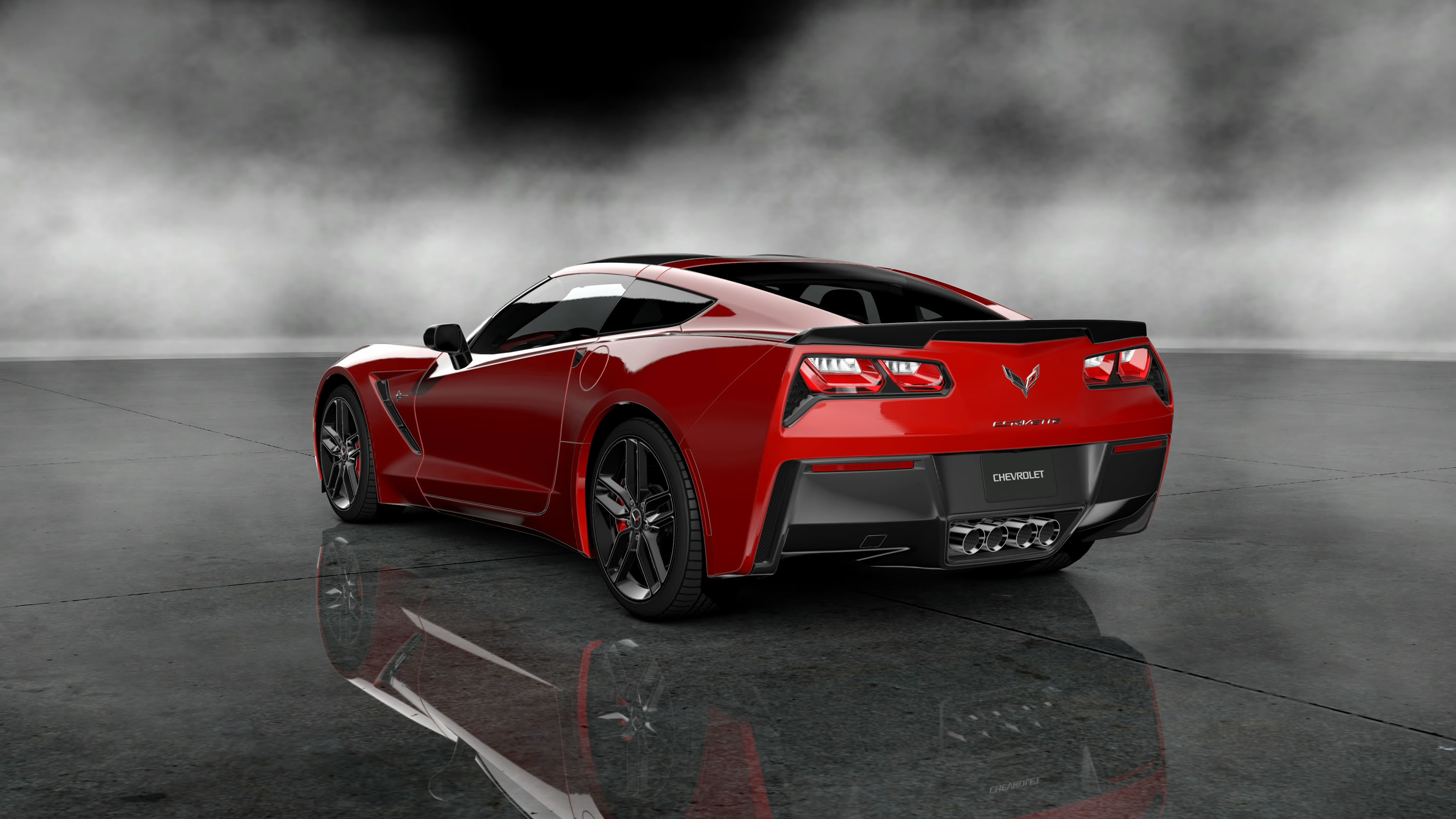 3072x1728 ... Corvette C7 Z06 Wallpaper - WallpaperSafari ...