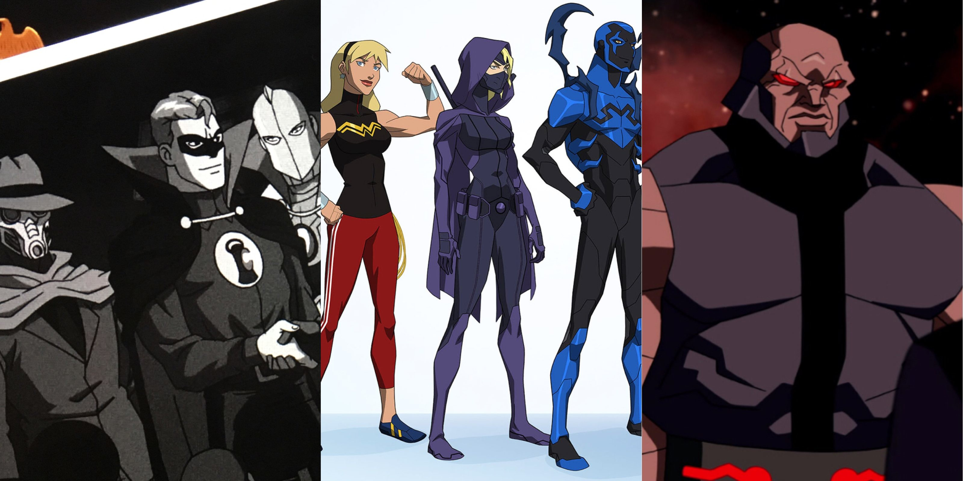 3200x1600 Young Justice: 8 Things We Know (And 7 Whispers We've Heard) About Season 3