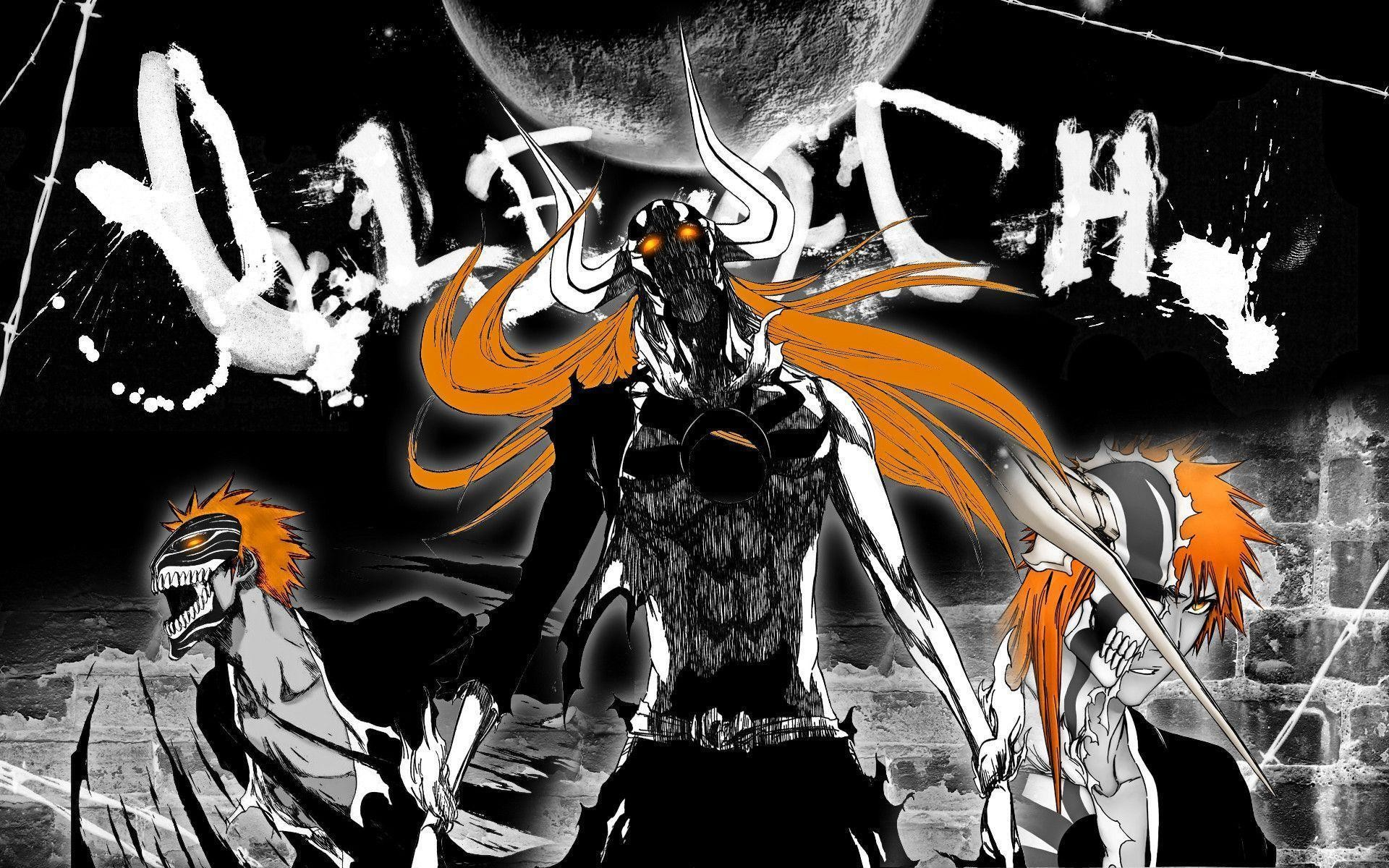 1920x1200 Bleach Wallpapers - Black Panther's Den Wallpaper (35138351) - Fanpop