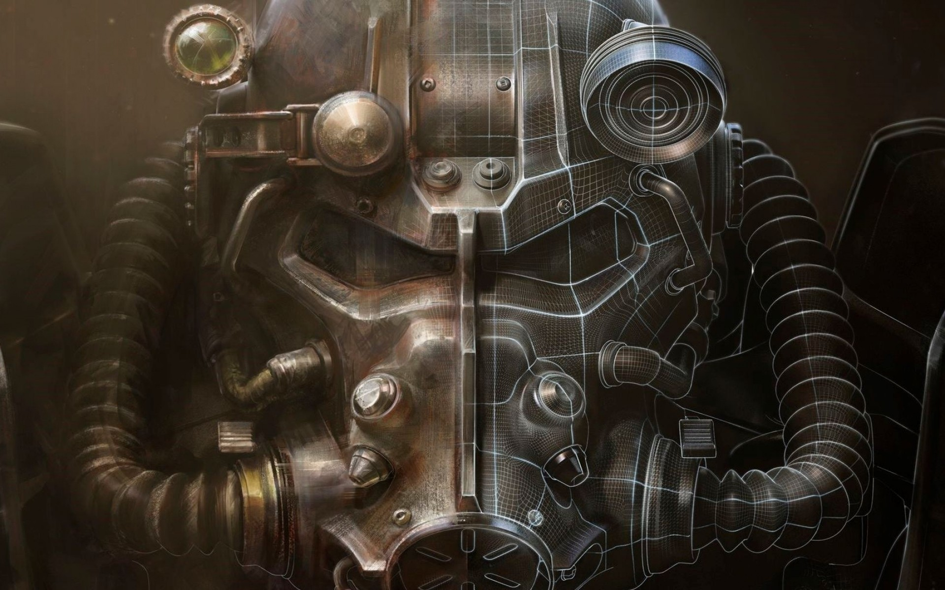 1920x1200 Preview wallpaper fallout 4, bethesda softworks, armor