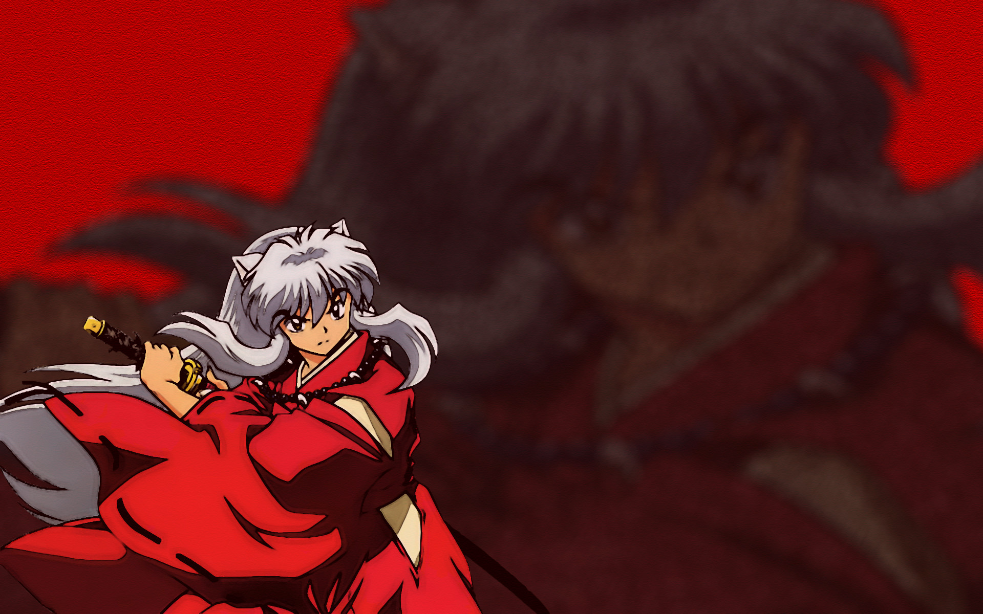 1920x1200 InuYasha Wallpaper InuYasha Wallpaper by superzproductions