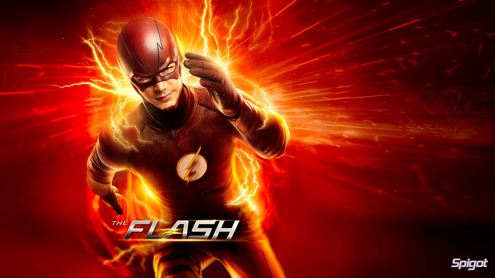 1920x1080 The Flash CW Wallpaper HD