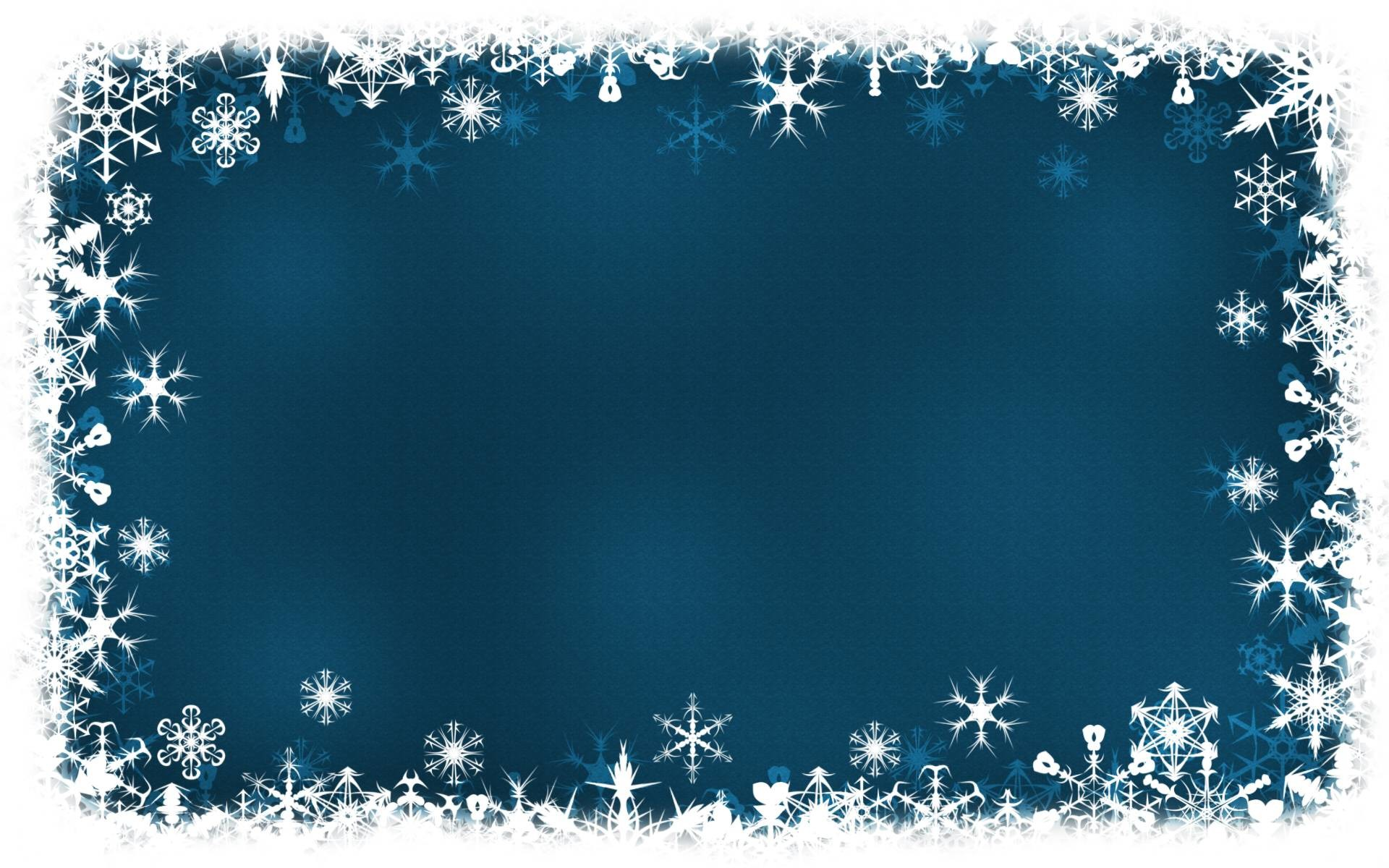 1920x1200 Blue Christmas Background (06)