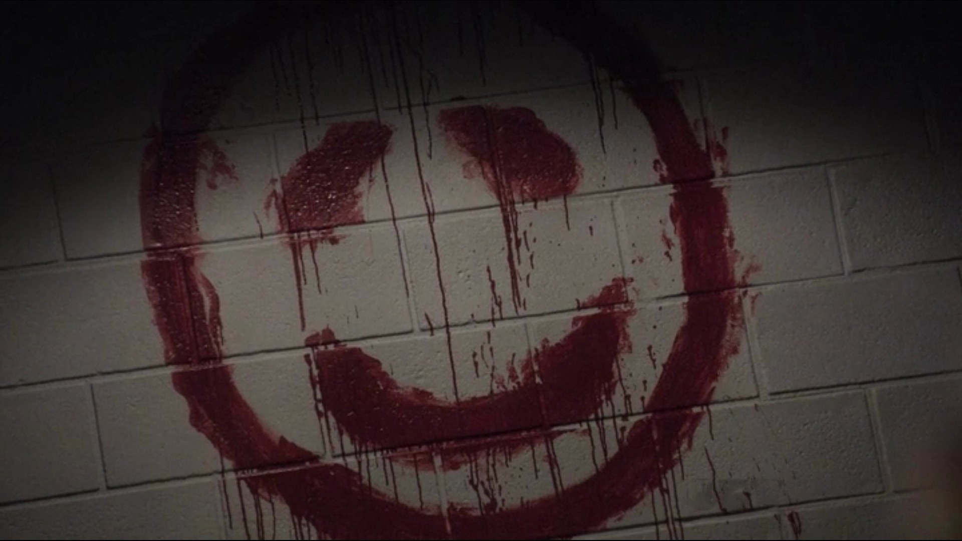 1920x1080 blood smiley face the mentalist tv shows red john serial killer  wallpaper  Wallpaper HD