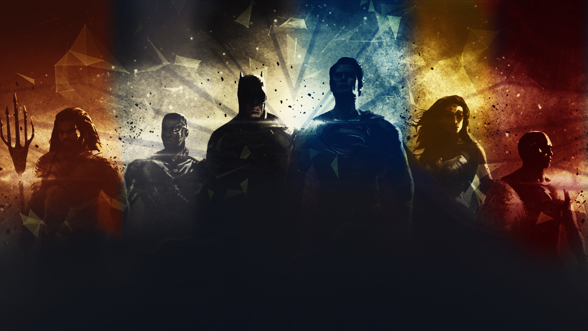 1920x1080 The Dawn of the Justice League Wallpaper