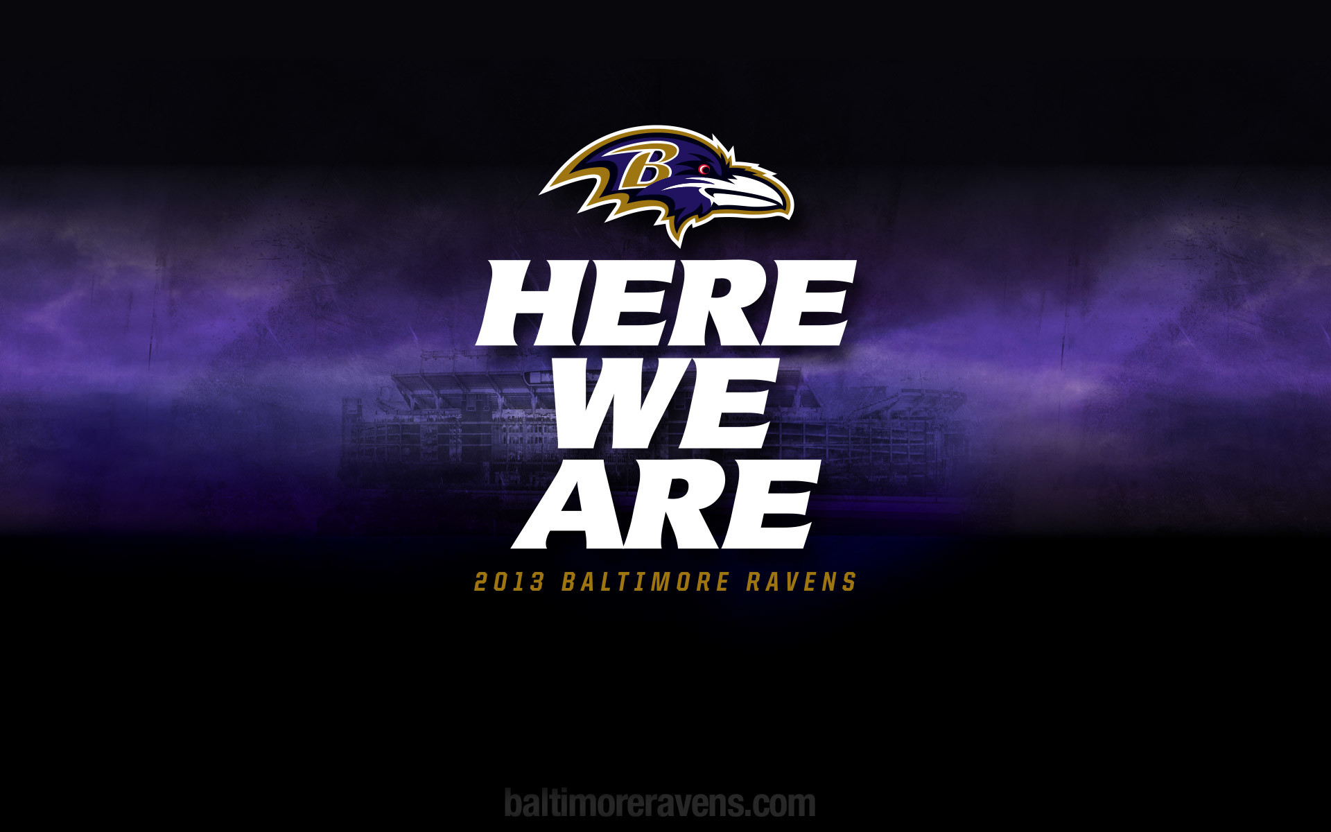 1920x1200 Ravens Logo Wallpapers - Wallpaper Zone