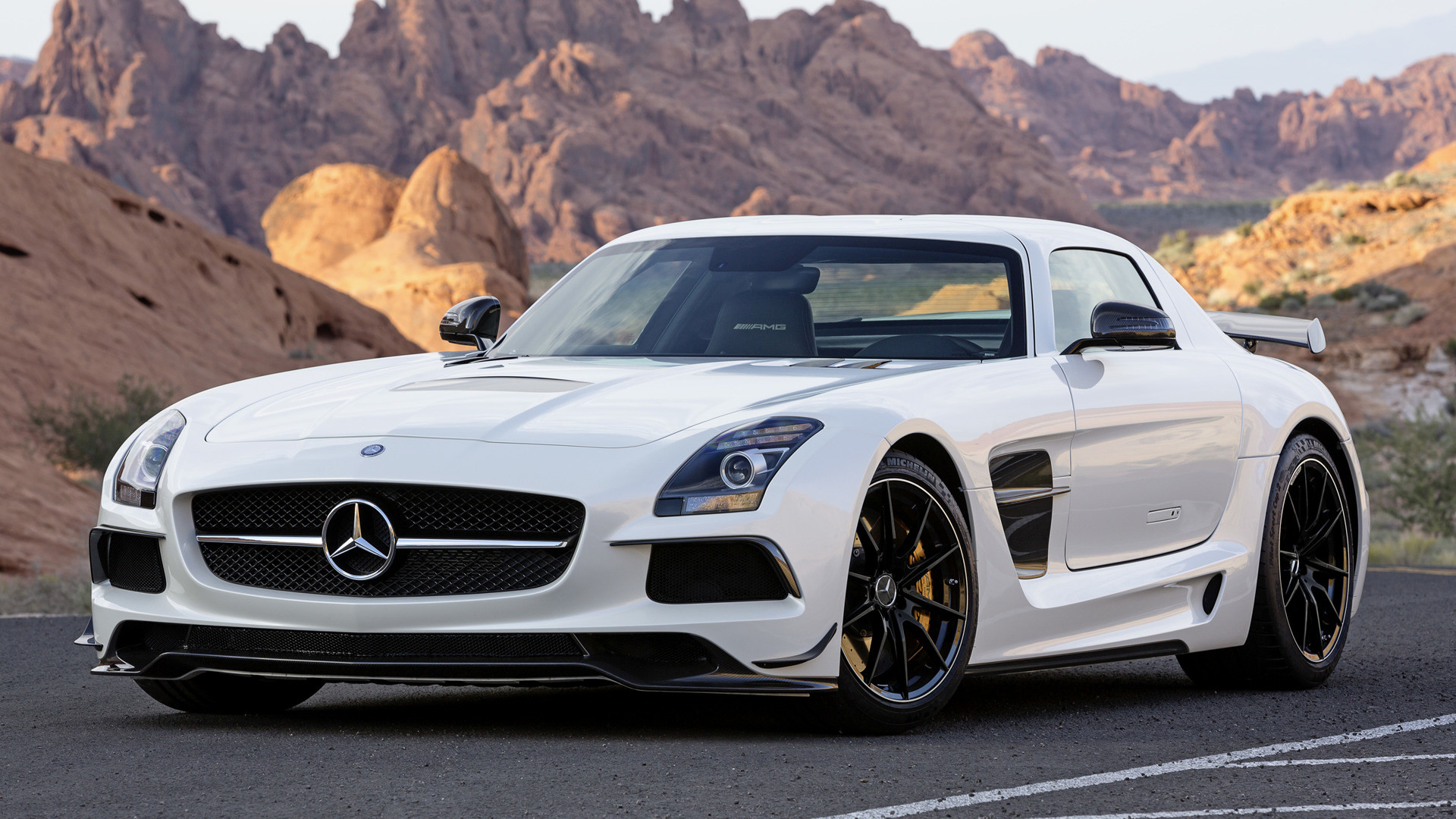 1920x1080 HD 16:9 · Wide 8:5 · Mercedes-Benz SLS AMG ...