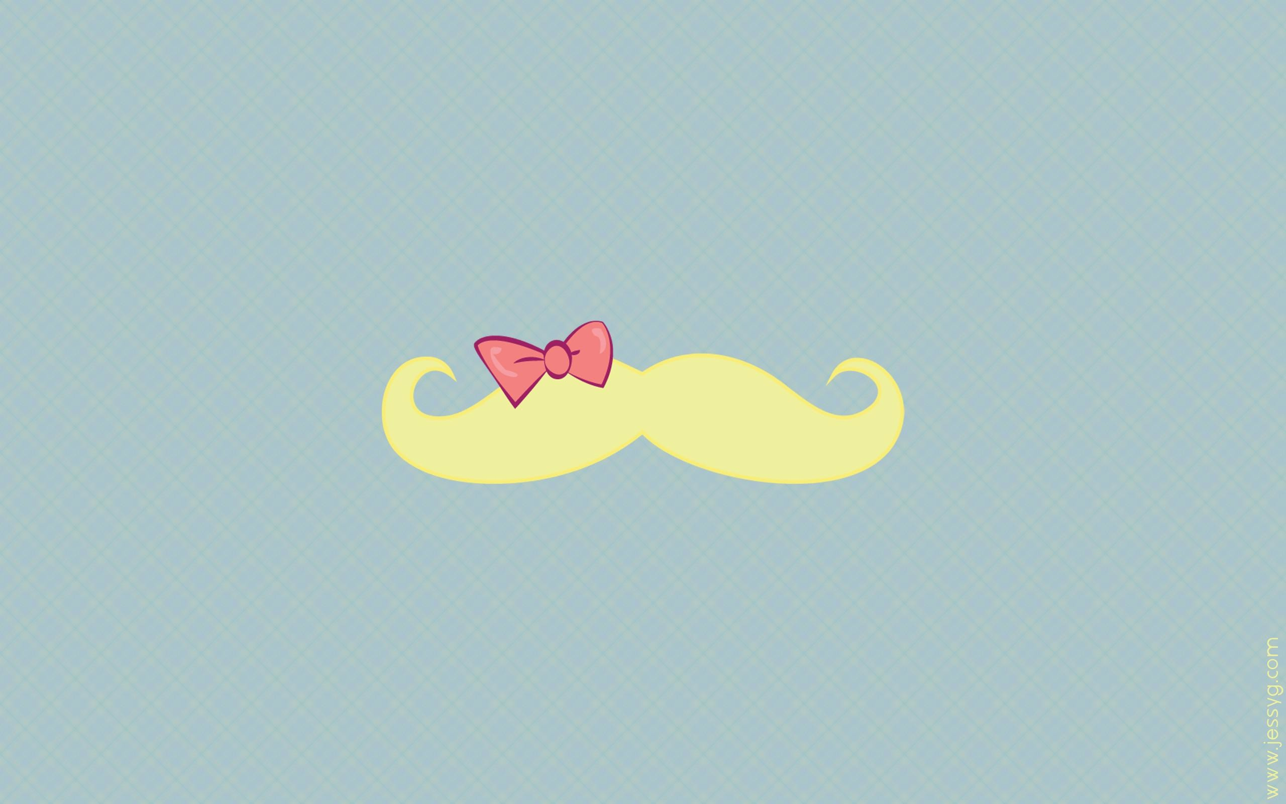 2560x1600 cute mustache wallpaper group (37+)