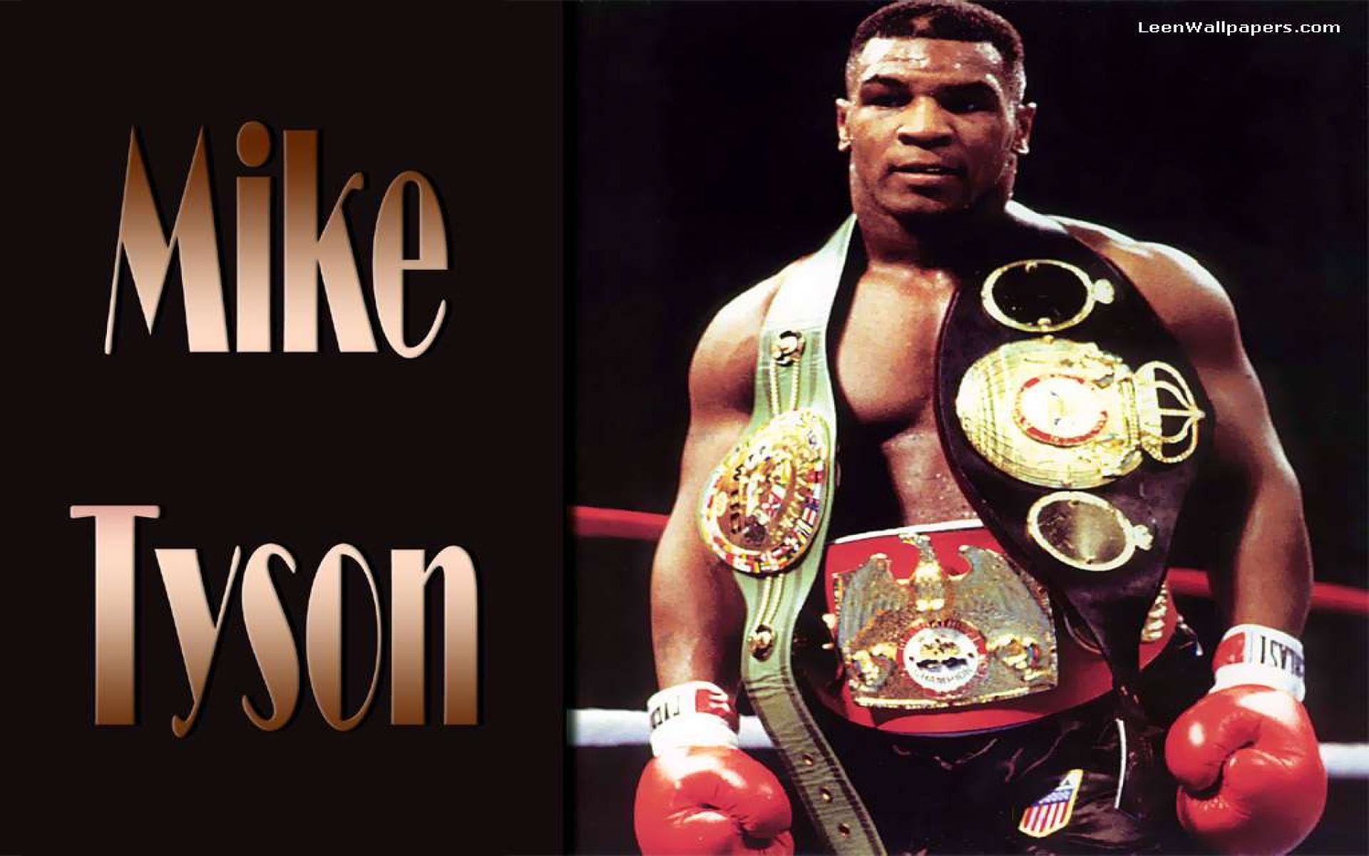 1920x1200 High Definition Iron Mike Tyson Wallpaper - Full HD Pics