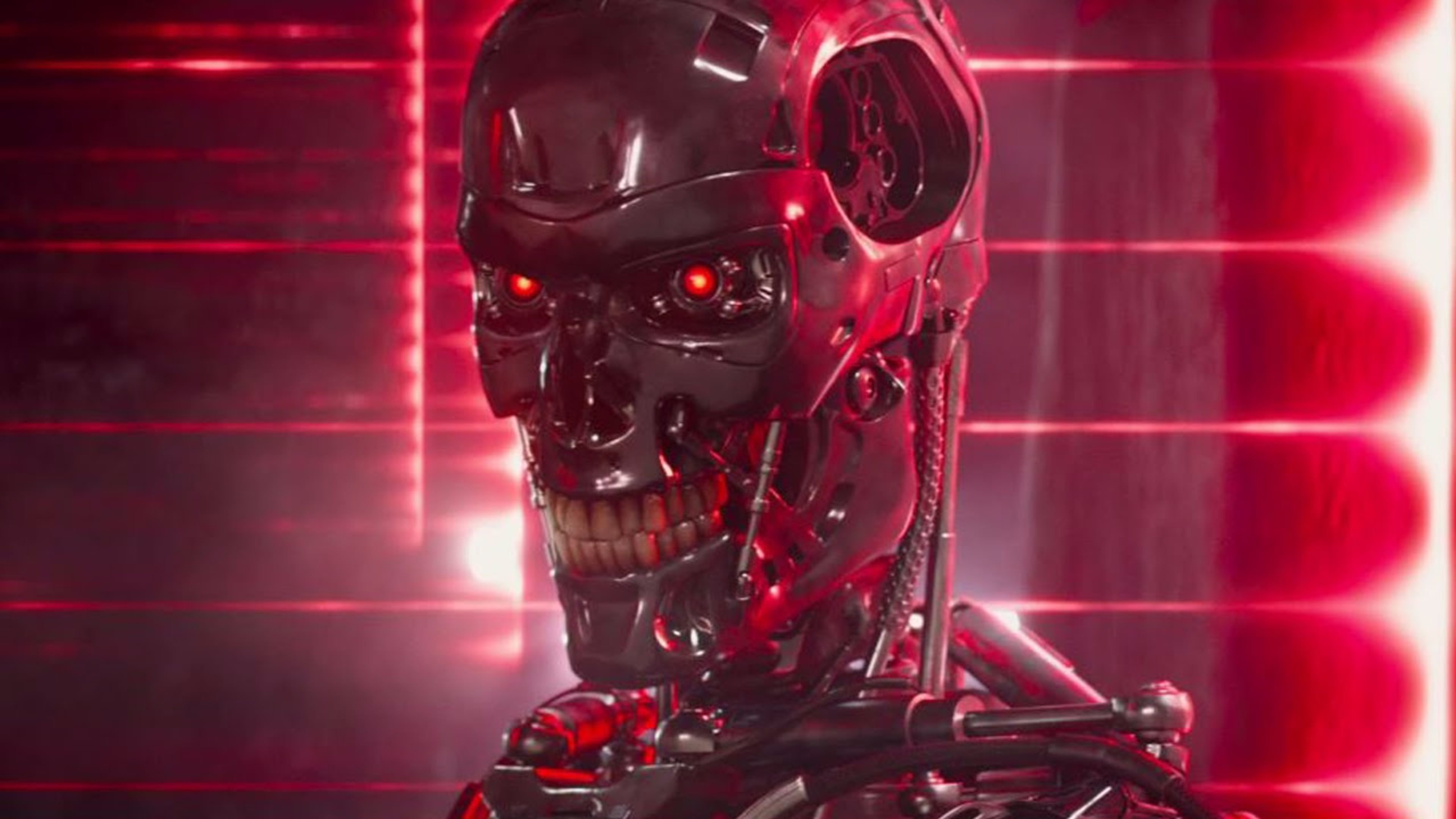 3840x2160 Launch Reveal Terminator Genisys 4K Wallpaper