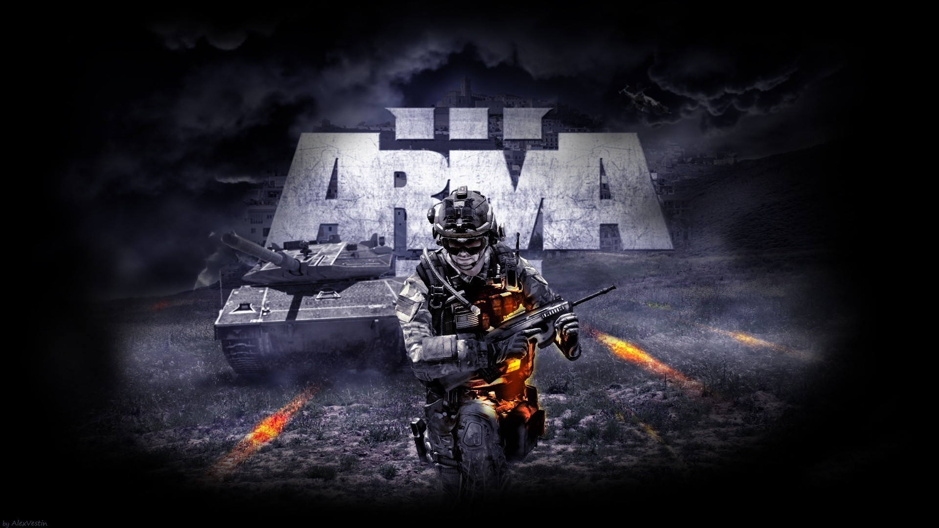 1920x1080 56 Arma 3 HD Wallpapers | Backgrounds - Wallpaper Abyss