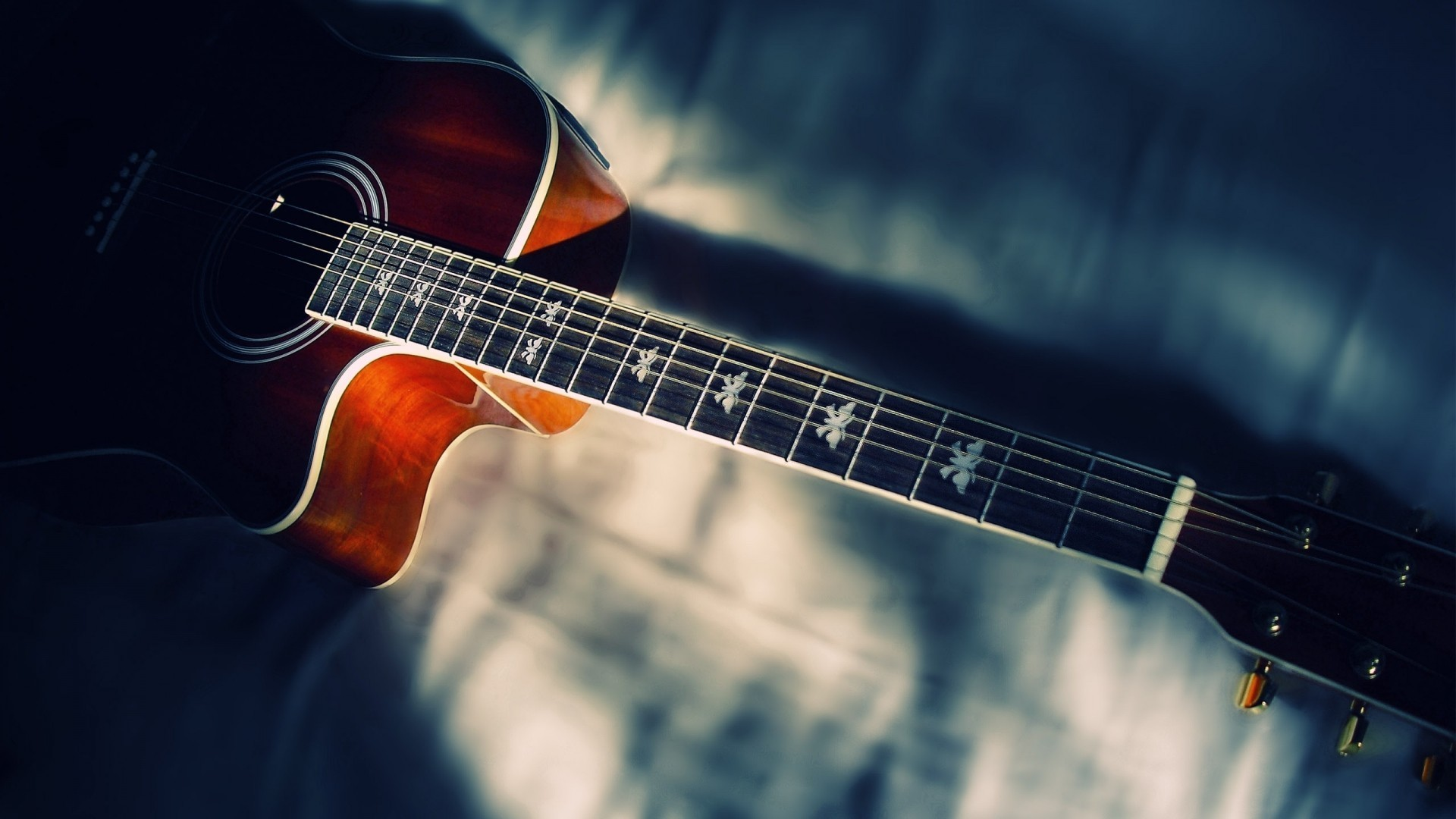 1920x1080  Acoustic Guitar Wallpaper - Wallpaper, High Definition, High  Quality .