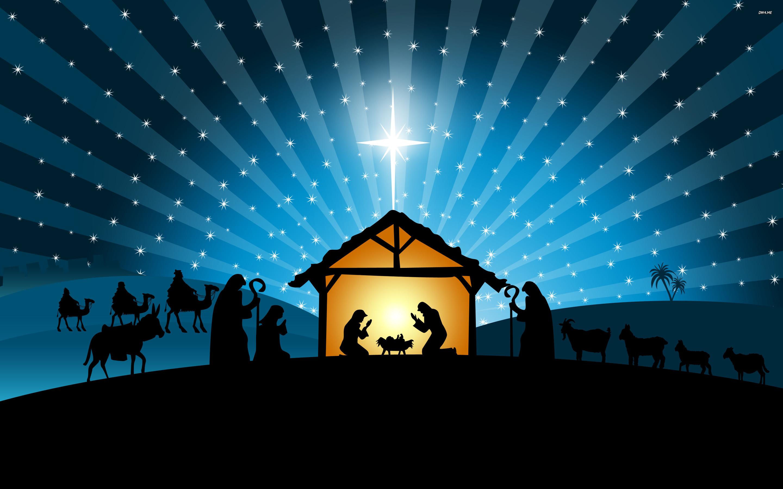 On This Holy Night: Nativity Scene - Tamara's Journeys