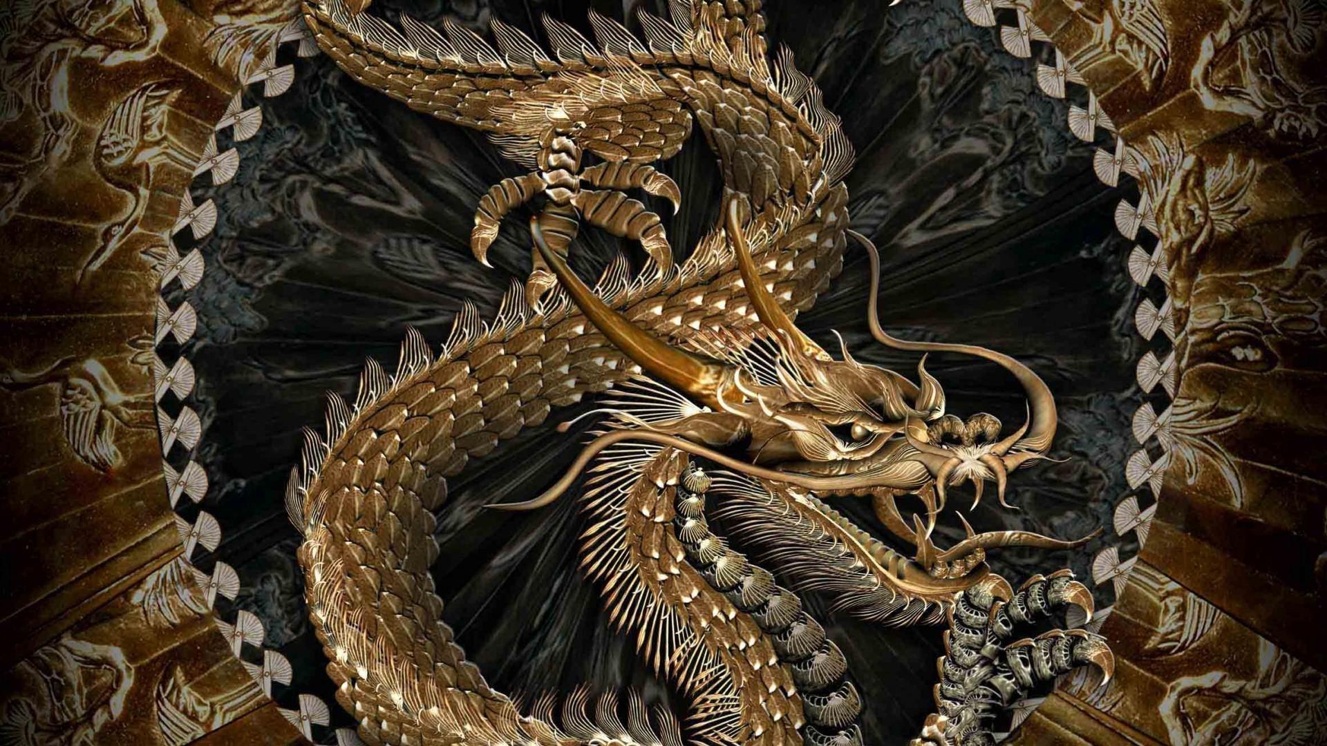 Cool Dragon Wallpaper (54+ Images